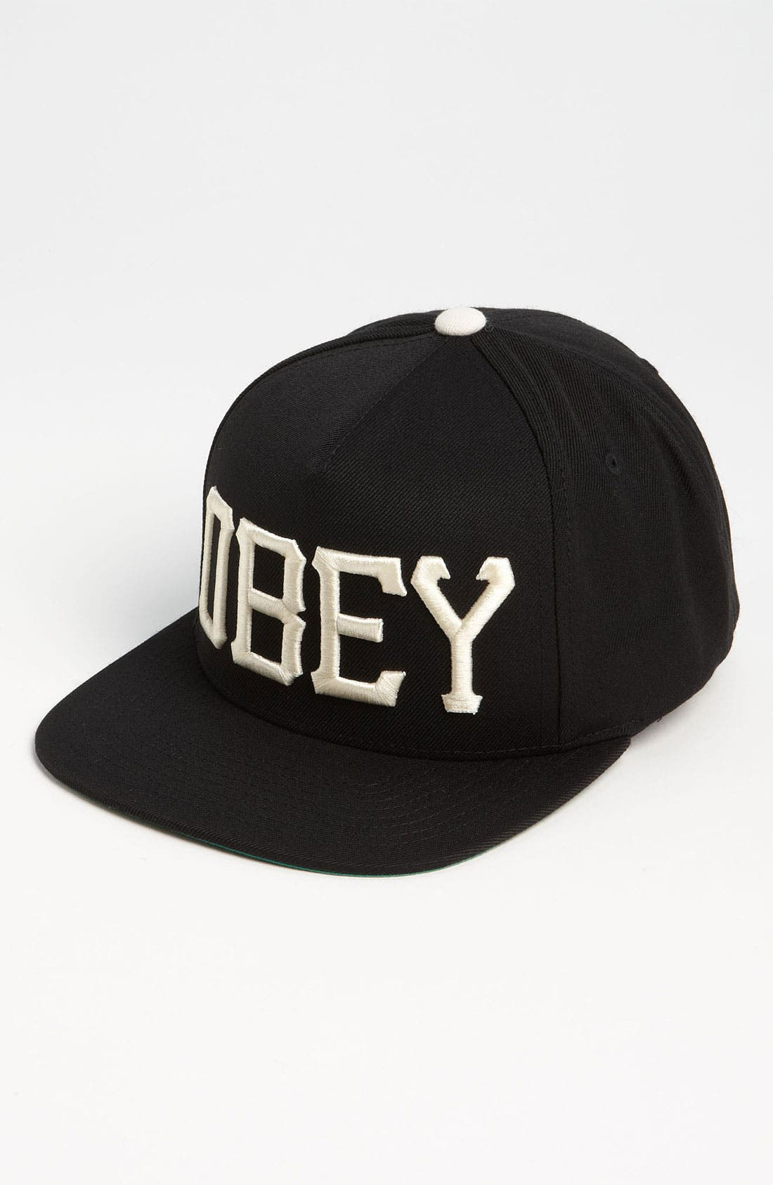 Main Image - Obey 'Cedar' Snapback Cap