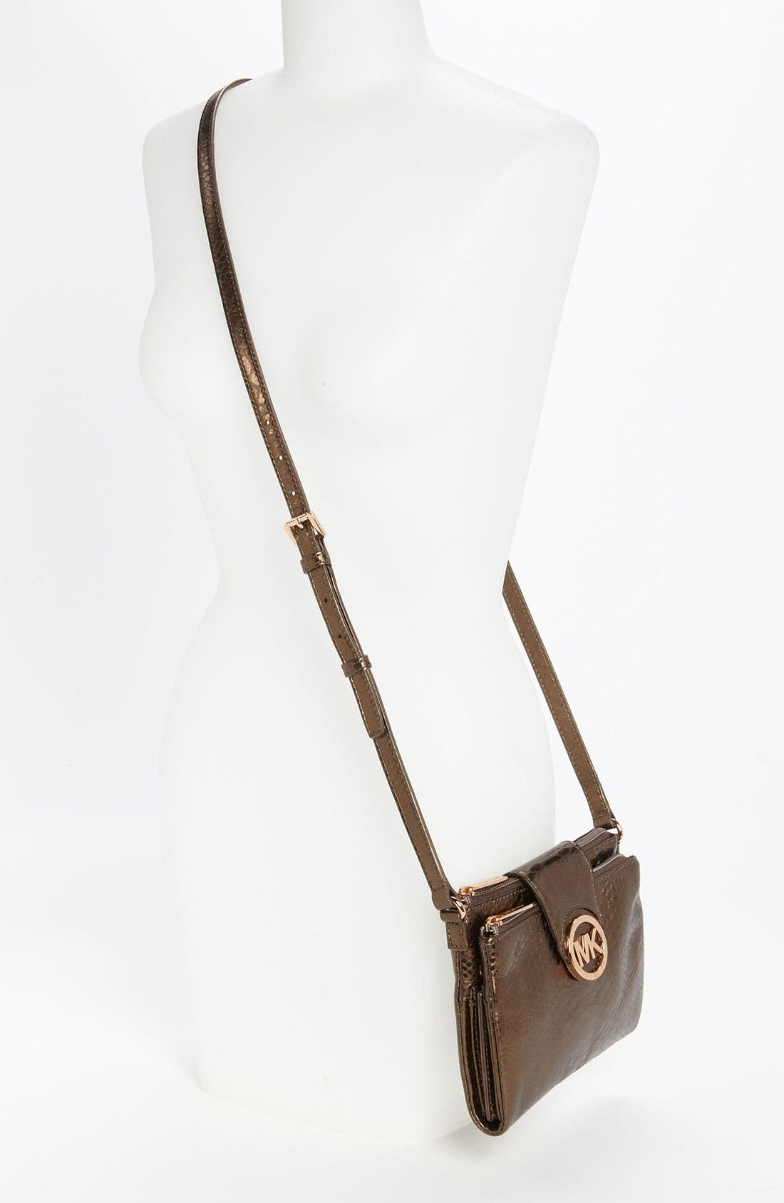 Alternate Image 2  - MICHAEL Michael Kors 'Fulton - Large' Crossbody Bag