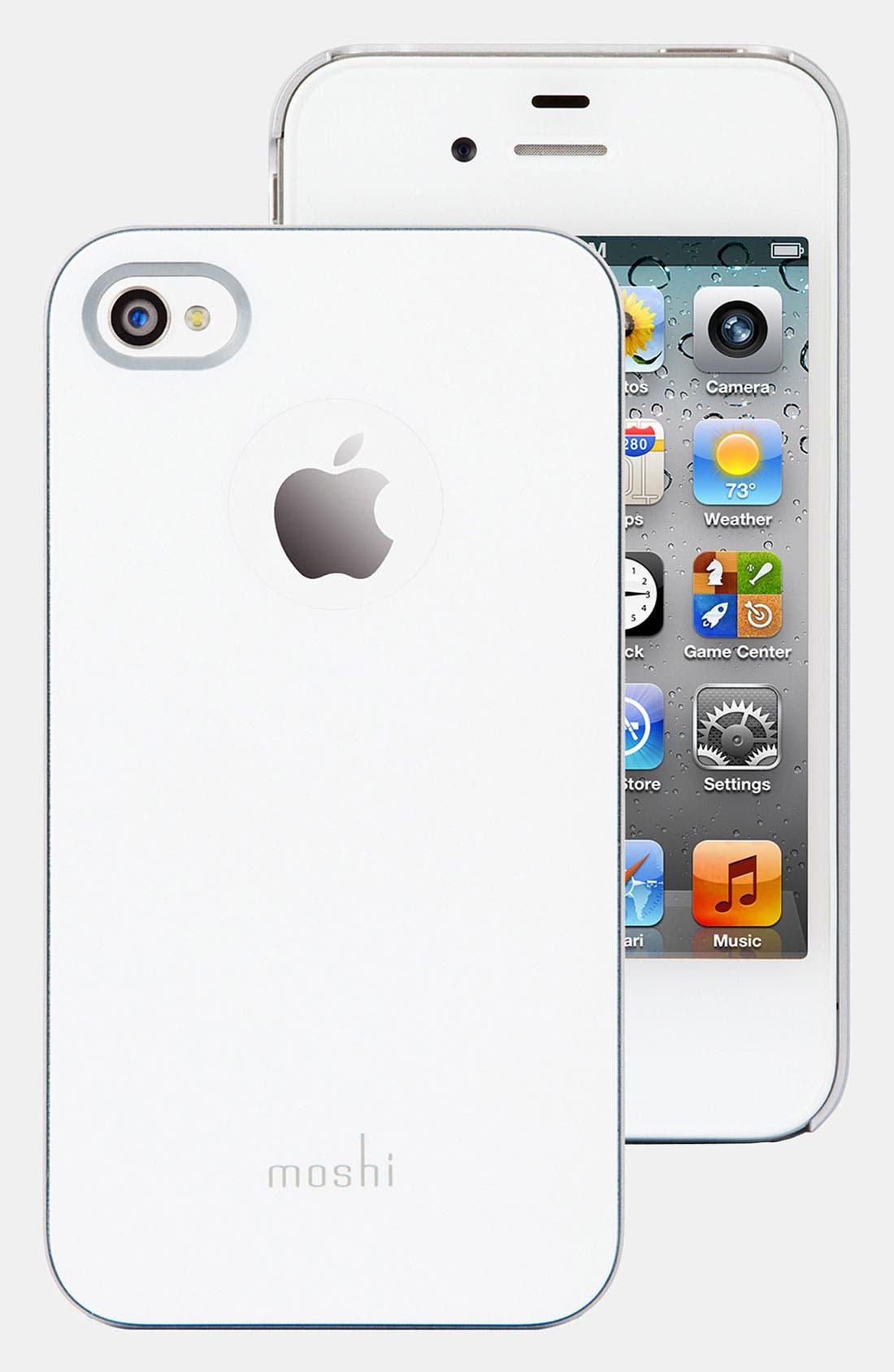 Alternate Image 2  - Moshi 'iGlaze' iPhone 4 & 4S Case