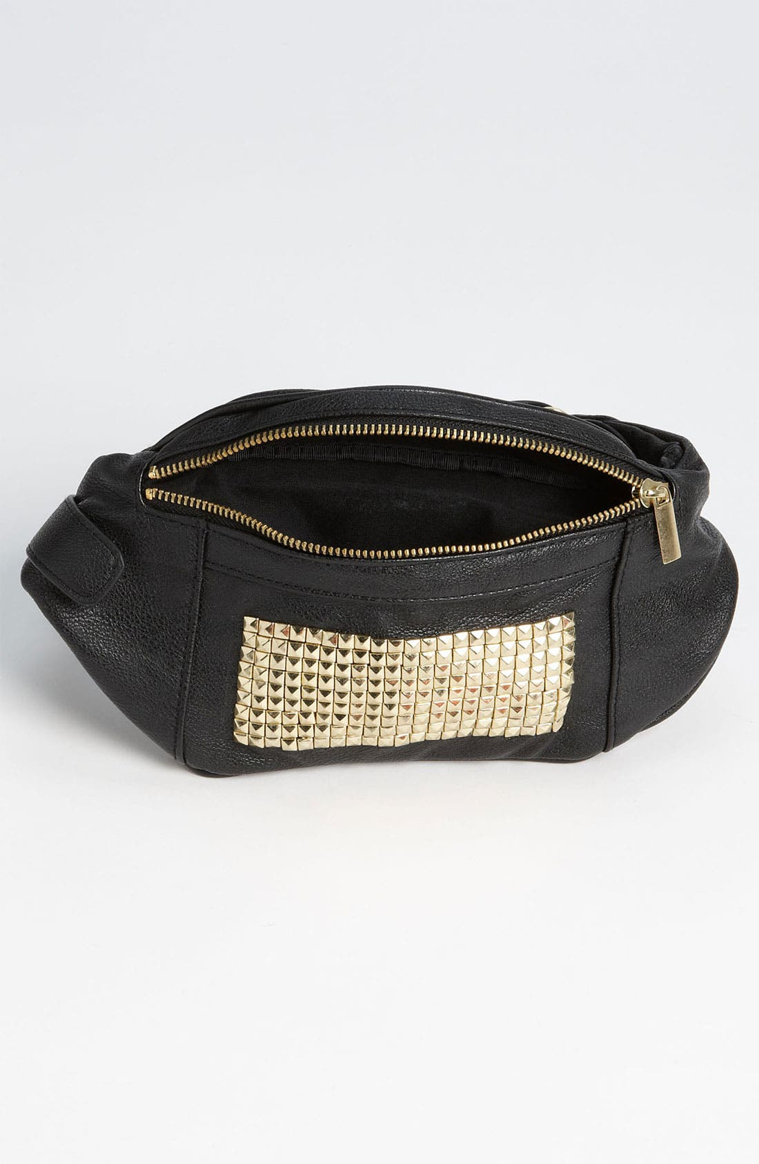 Alternate Image 3  - Topshop Studded Belt Pouch