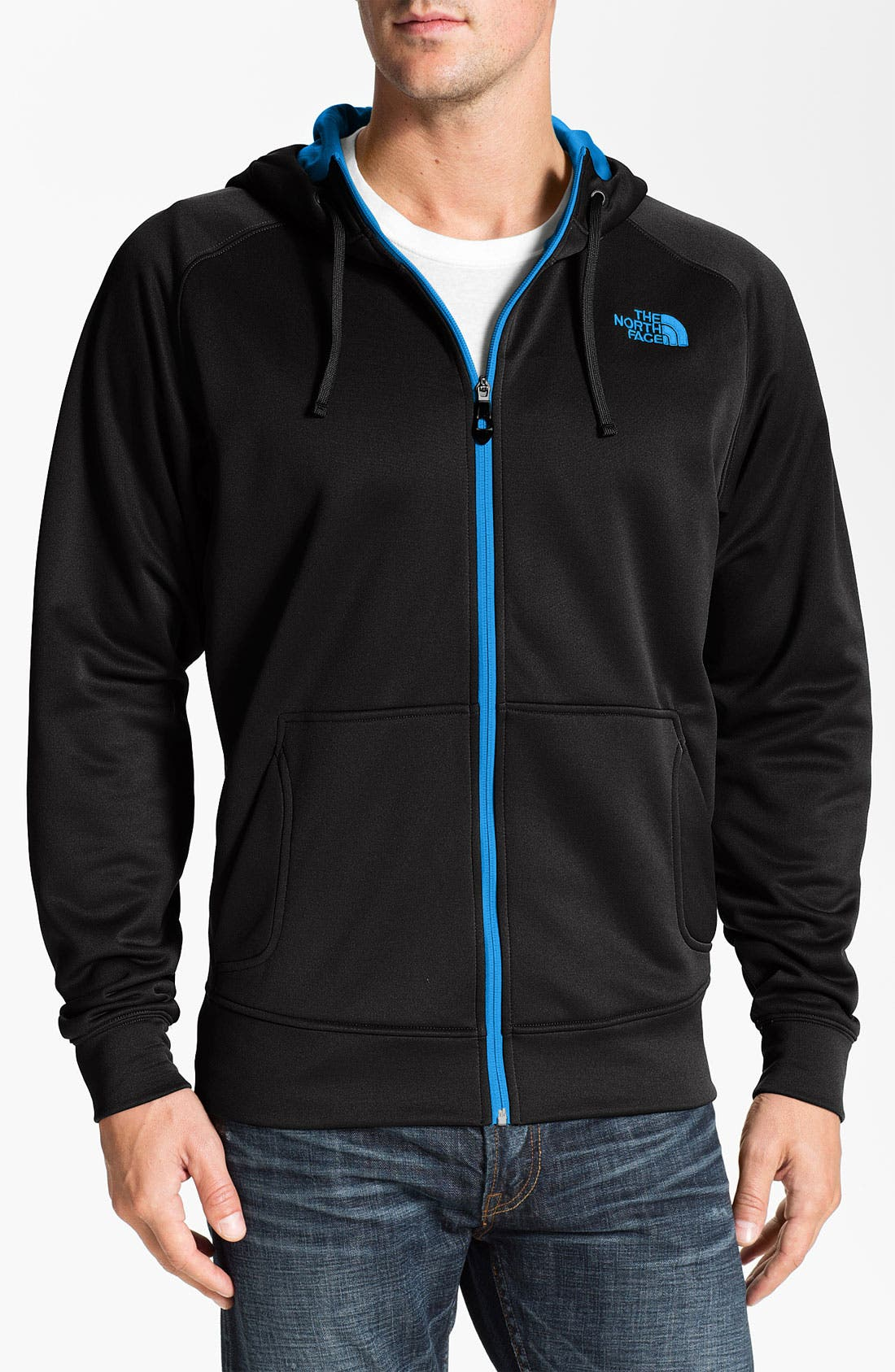 Alternate Image 1 Selected - The North Face 'Cowells' Zip Hoodie