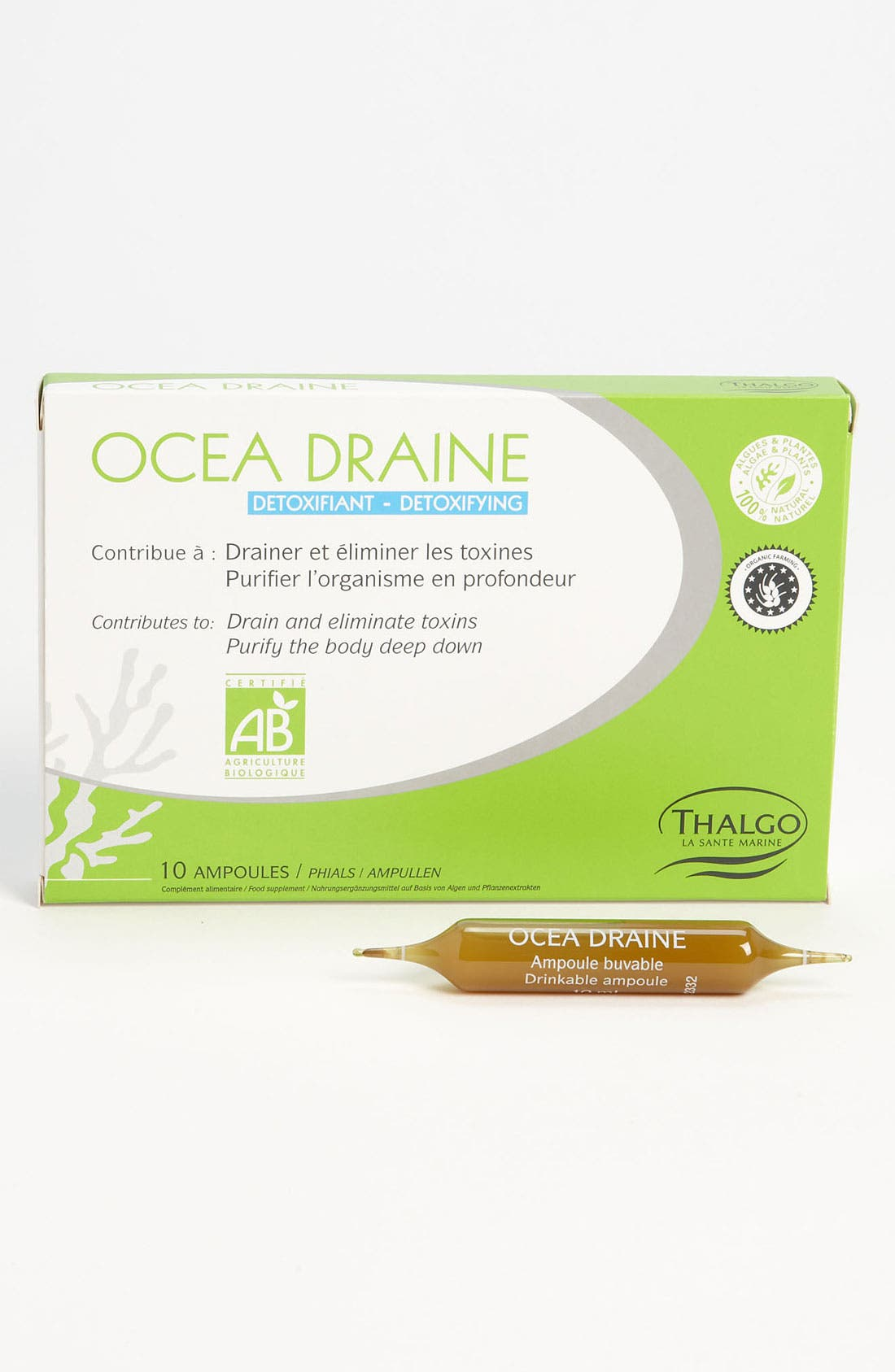 Alternate Image 1 Selected - Thalgo 'Ocea Draine' Drink
