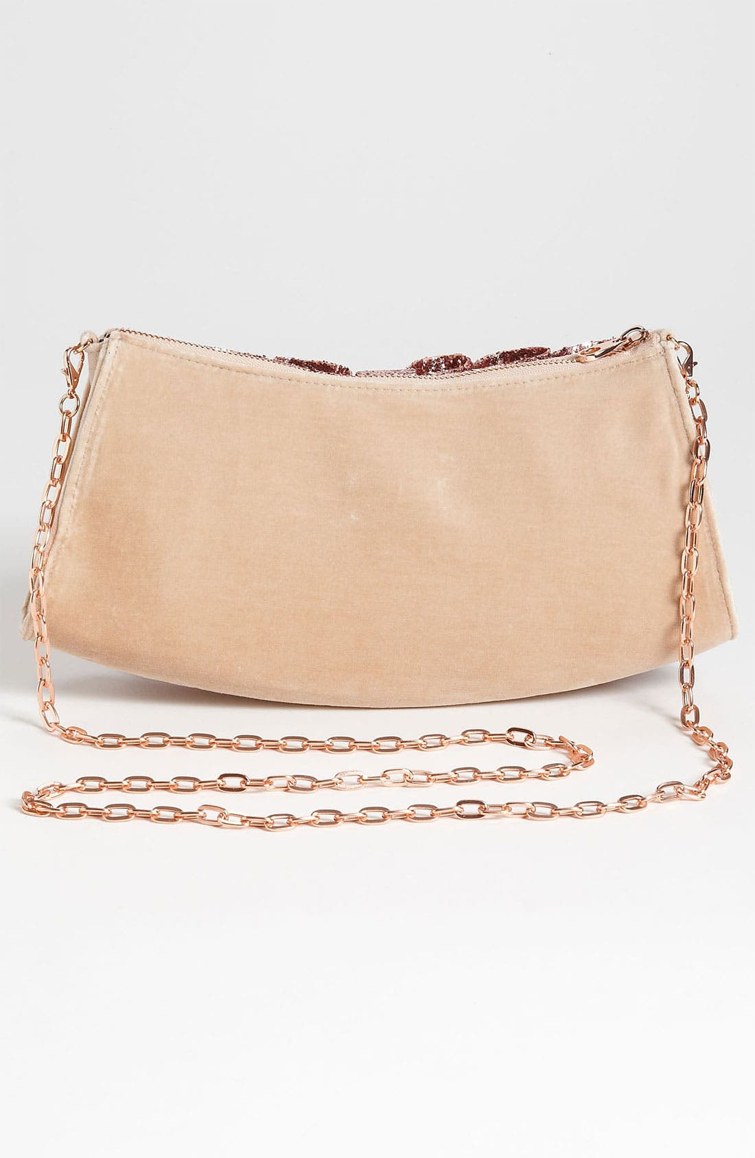 Alternate Image 4  - Ted Baker London 'Langley Glitter Bow' Clutch