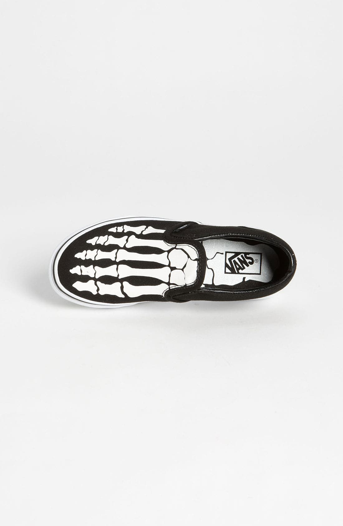 Alternate Image 3  - Vans 'Classic - Glow In the Dark' Slip-On (Toddler, Little Kid & Big Kid)