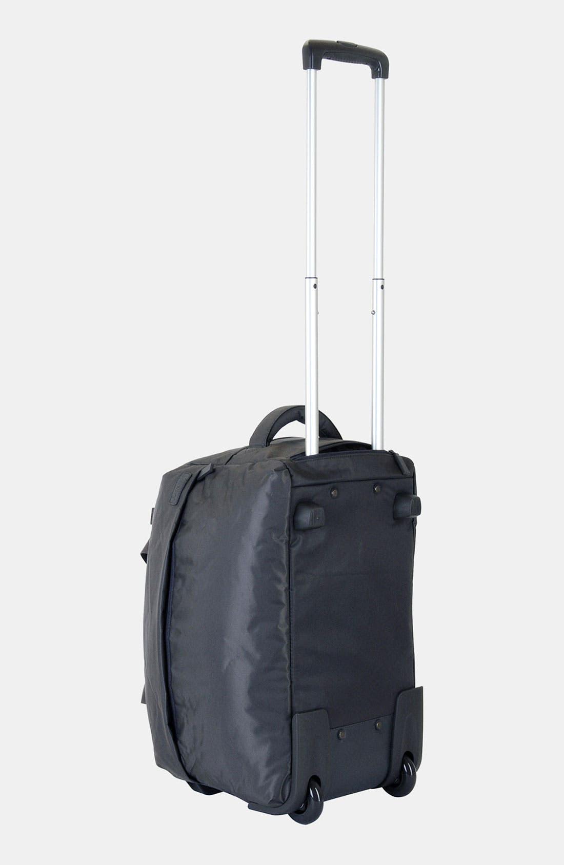 Alternate Image 2  - LIPAULT Paris Foldable Rolling Duffel Bag (20 Inch)