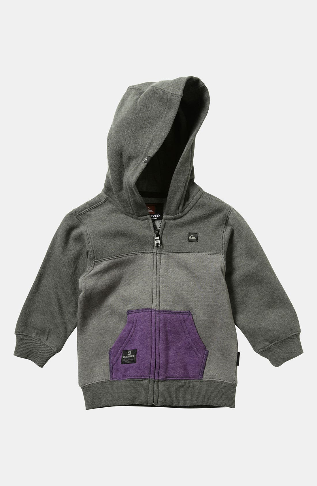 Main Image - Quiksilver 'Block It Up' Hoodie (Infant)