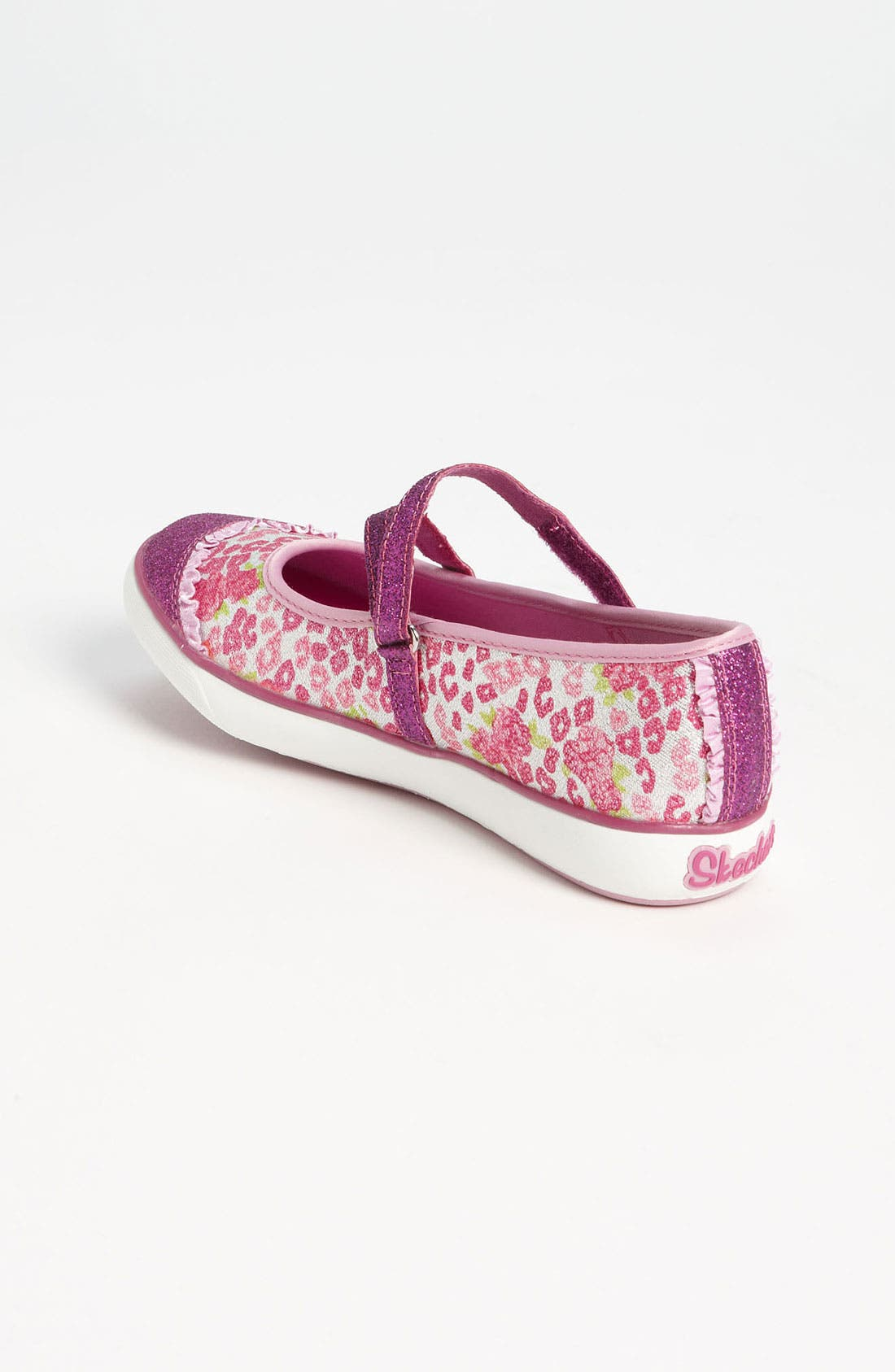 Alternate Image 2  - SKECHERS 'Bella Ballerina' Mary Jane (Toddler & Little Kid)