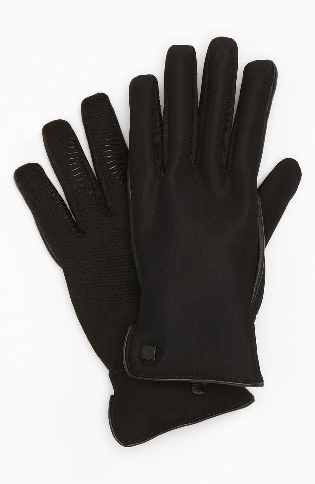 Main Image - U|R Tech Stretch Gloves