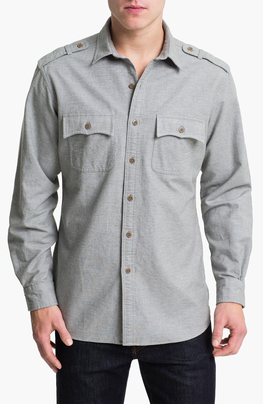 Alternate Image 1 Selected - Brooks Brothers Regular Fit Oxford Shirt