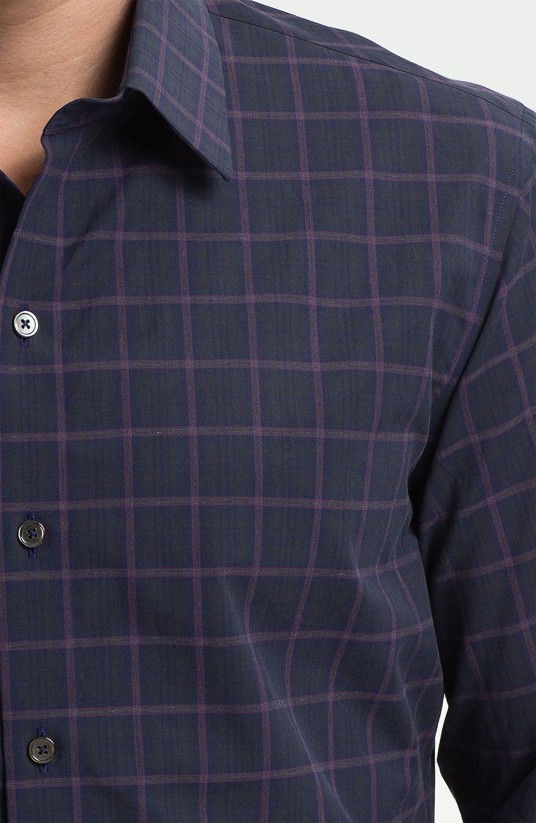 Alternate Image 2  - Zachary Prell 'Handley' Sport Shirt