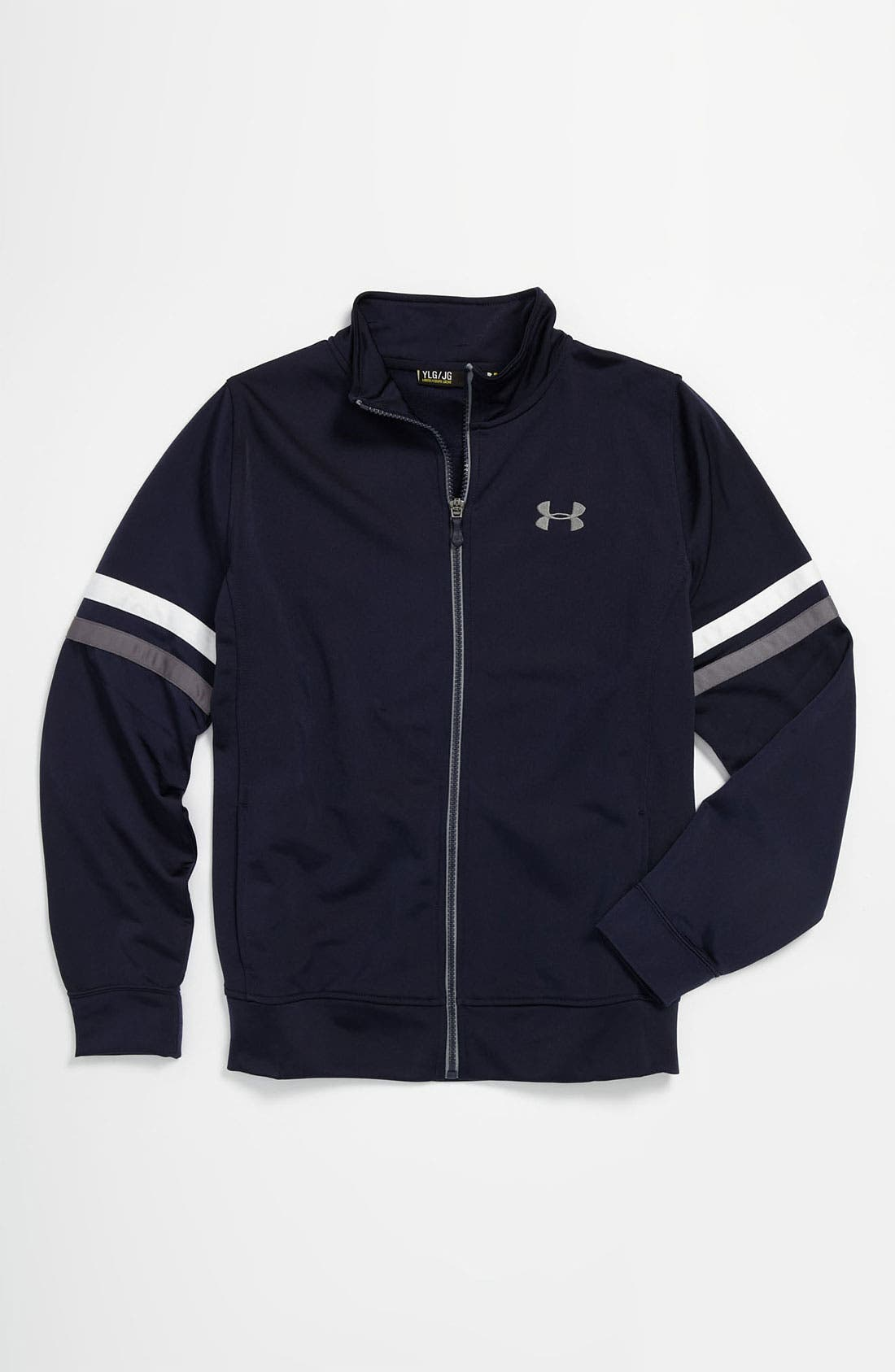 Alternate Image 1 Selected - Under Armour Zip Jacket (Big Boys)