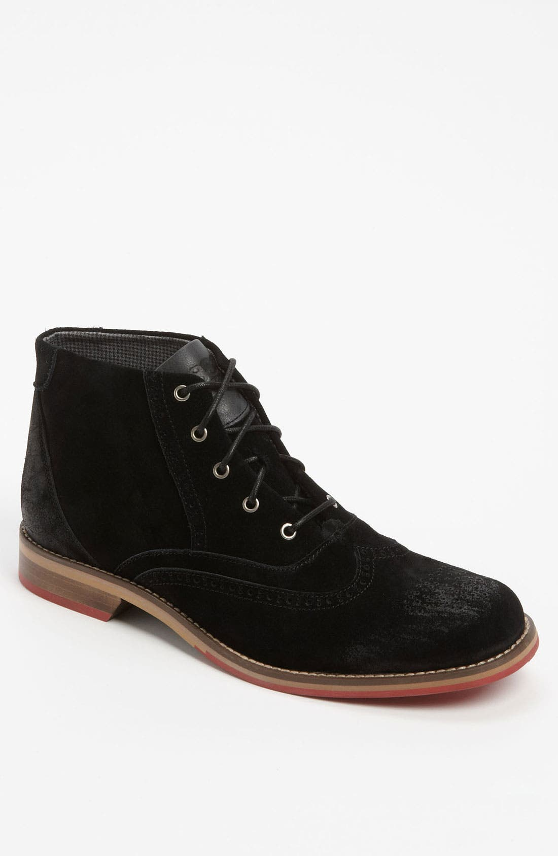 Main Image - Wolverine 'Paxton' Wingtip Chukka Boot (Online Only)