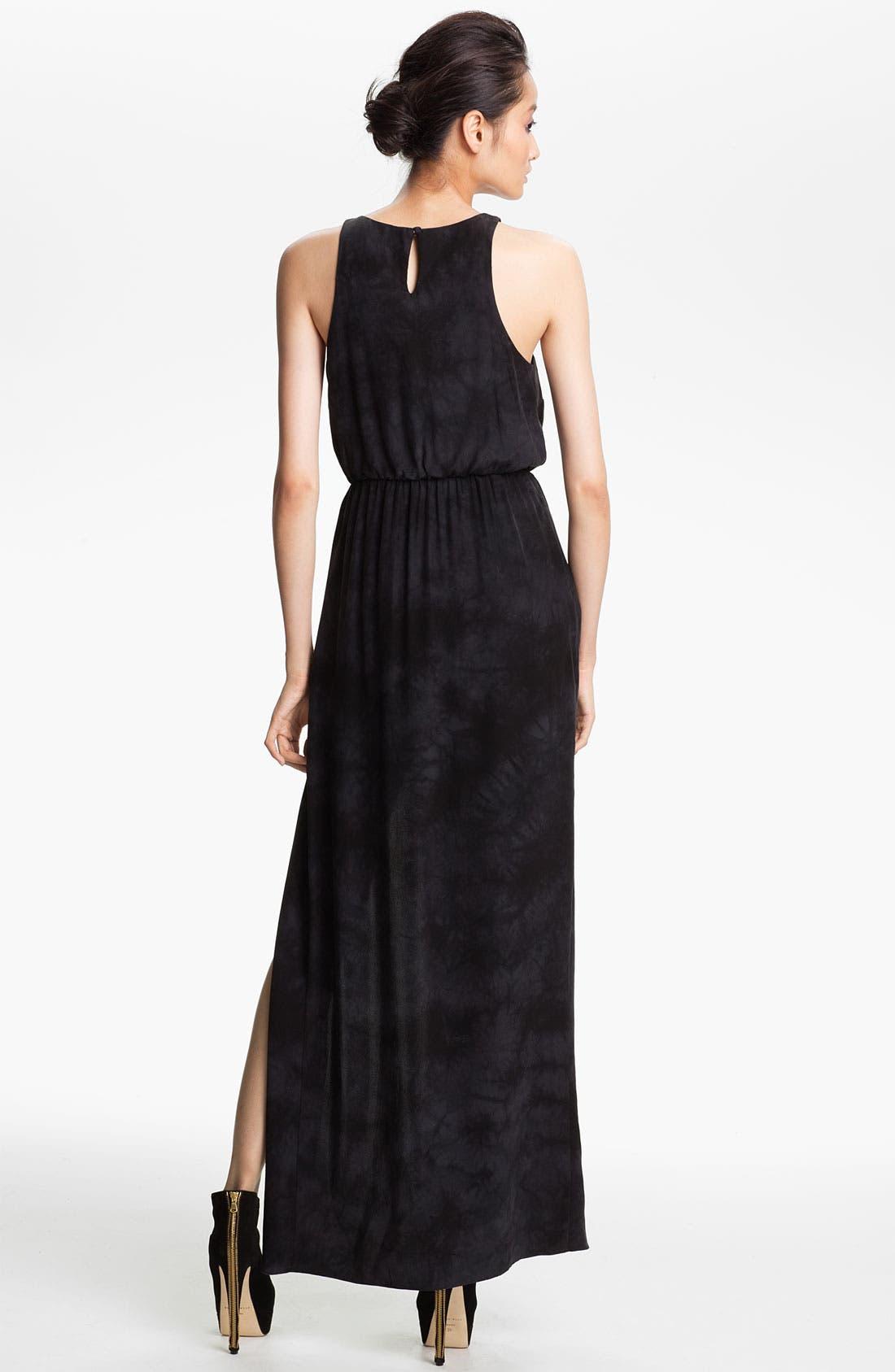 Alternate Image 2  - Gryphon Embellished Silk Maxi Dress