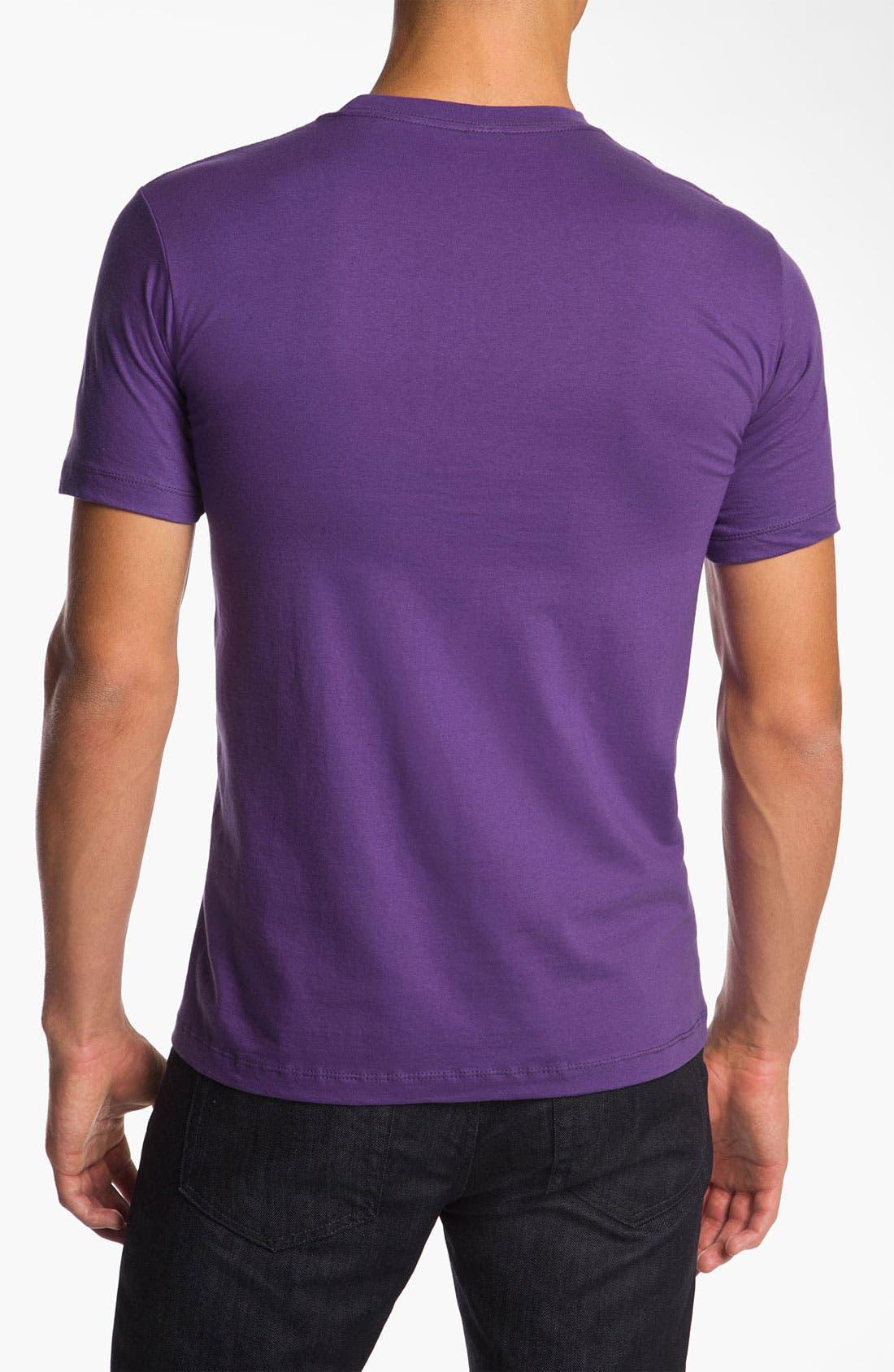 Alternate Image 2  - Topless 'Hombre' T-Shirt