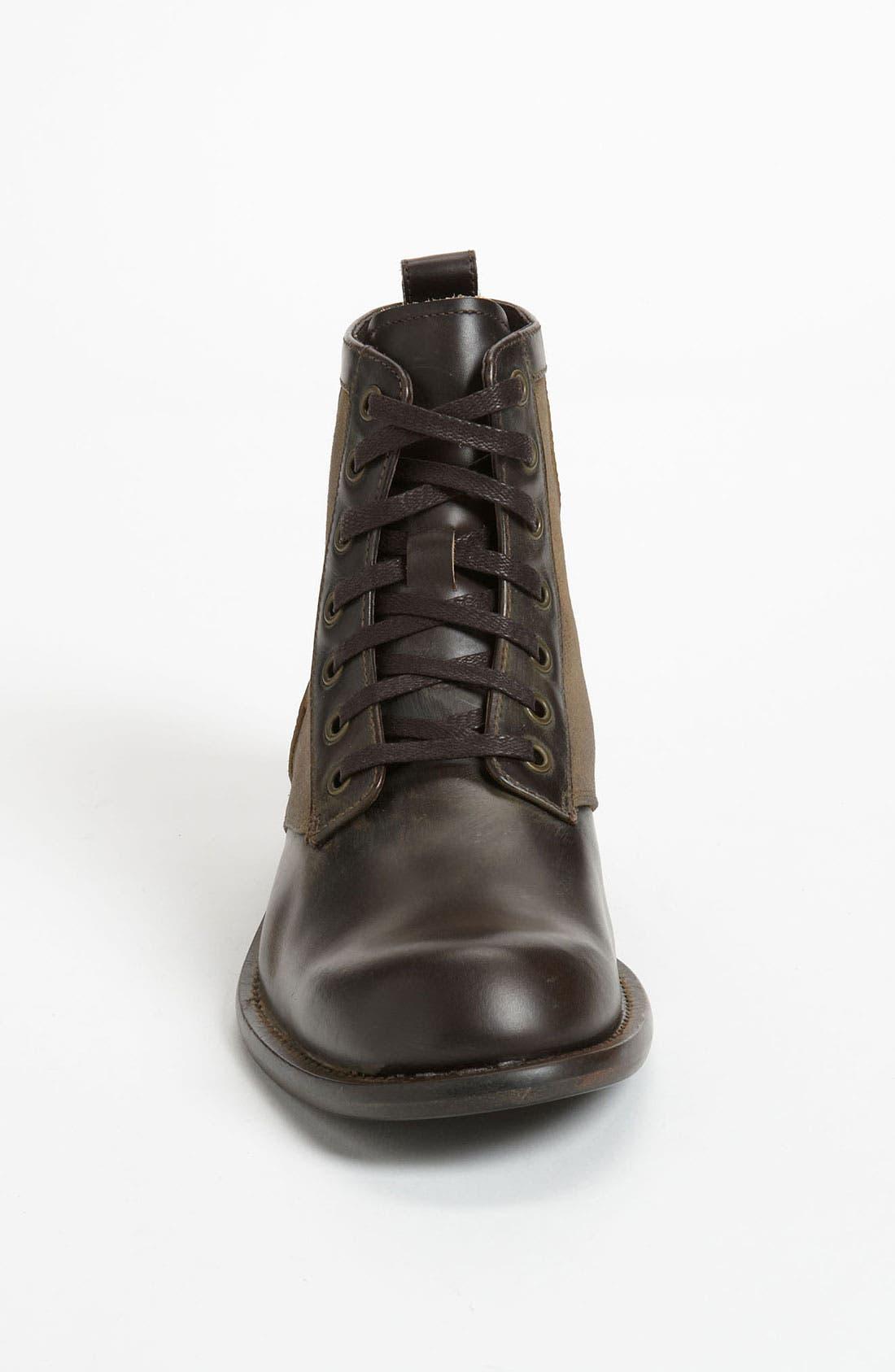 Alternate Image 3  - John Varvatos Star USA 'Strummer' Plain Toe Boot