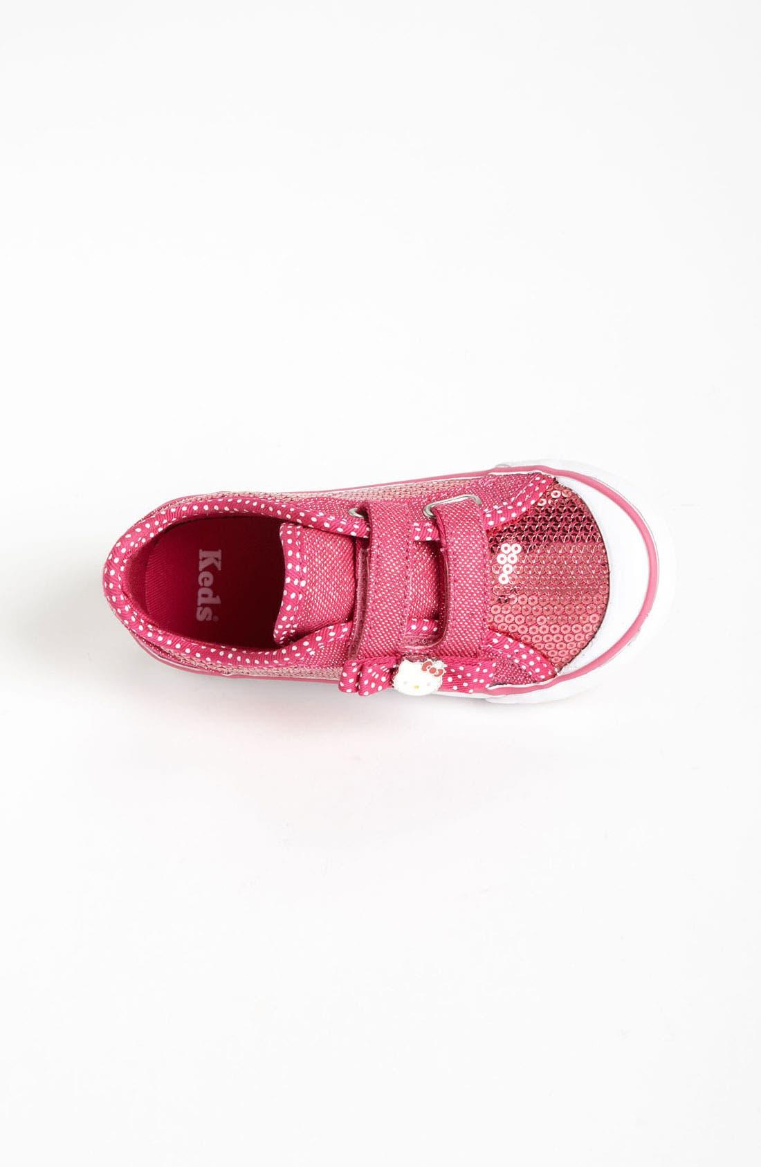 Alternate Image 3  - Keds® 'Hello Kitty® - Mimmy' Sneaker (Walker & Toddler)