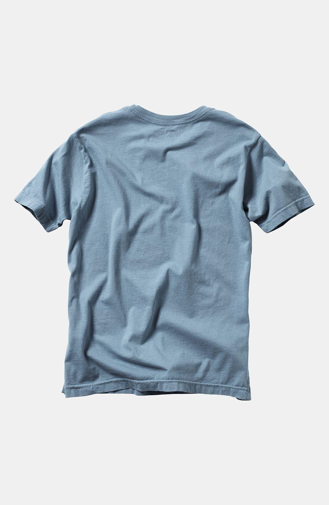 Alternate Image 2  - Quiksilver 'Disregard' T-Shirt (Big Boys)