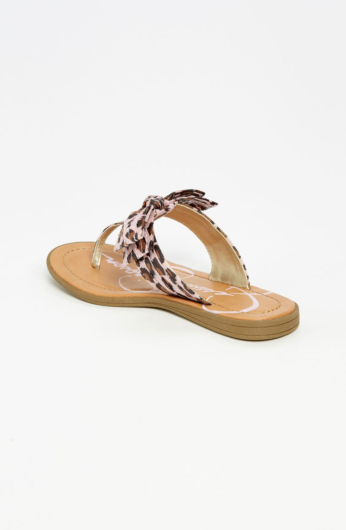 Alternate Image 2  - Jessica Simpson 'Jumba' Sandal (Little Kid & Big Kid)