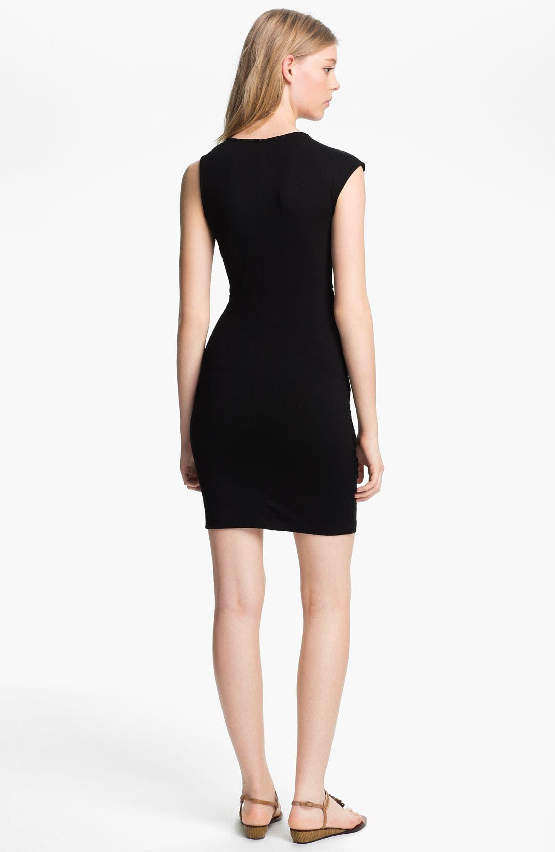 Alternate Image 2  - Kain 'Agathe' Twist Front Jersey Dress