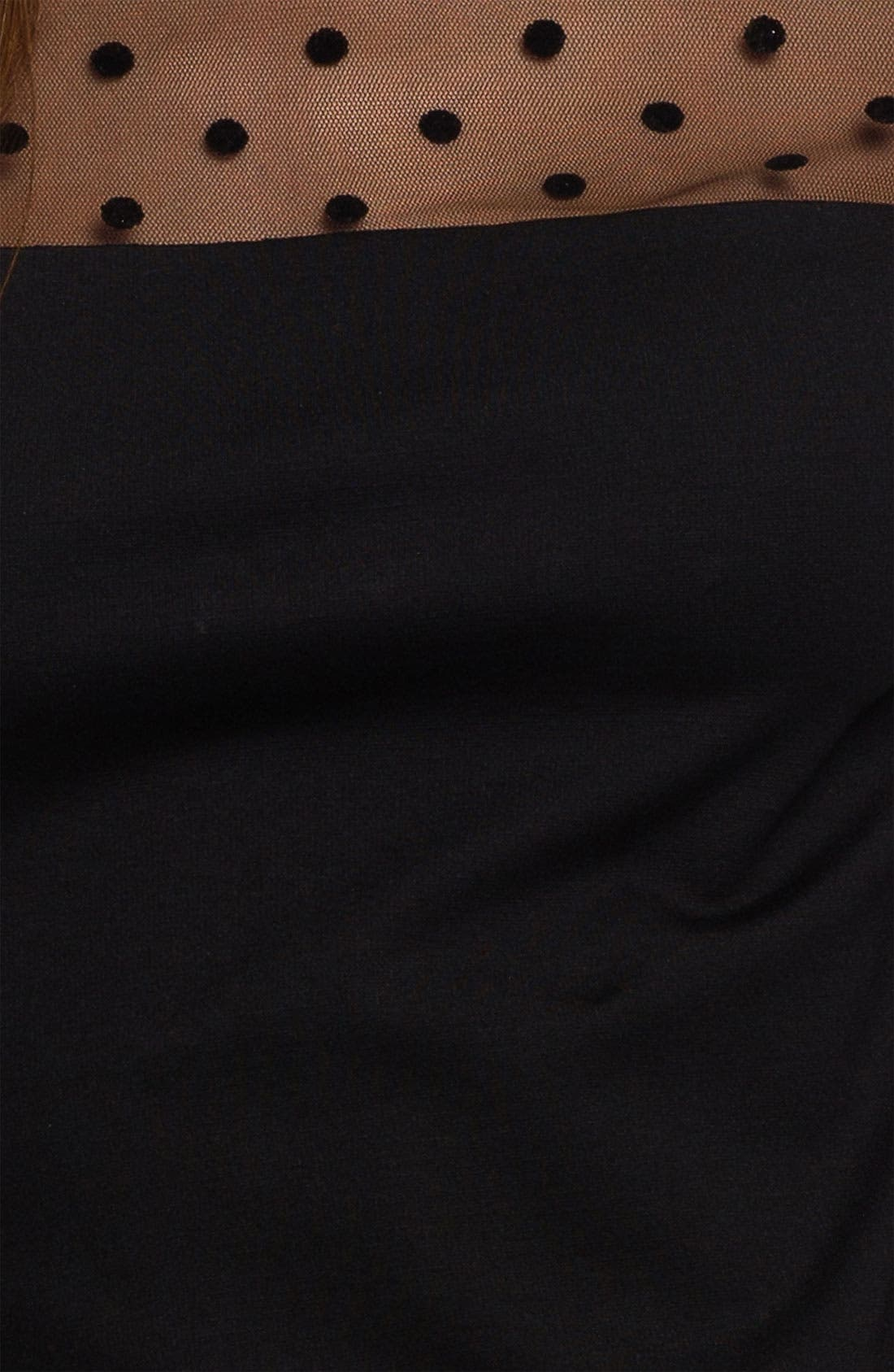 Alternate Image 3  - Vince Camuto Dot Illusion Dress (Online Exclusive)