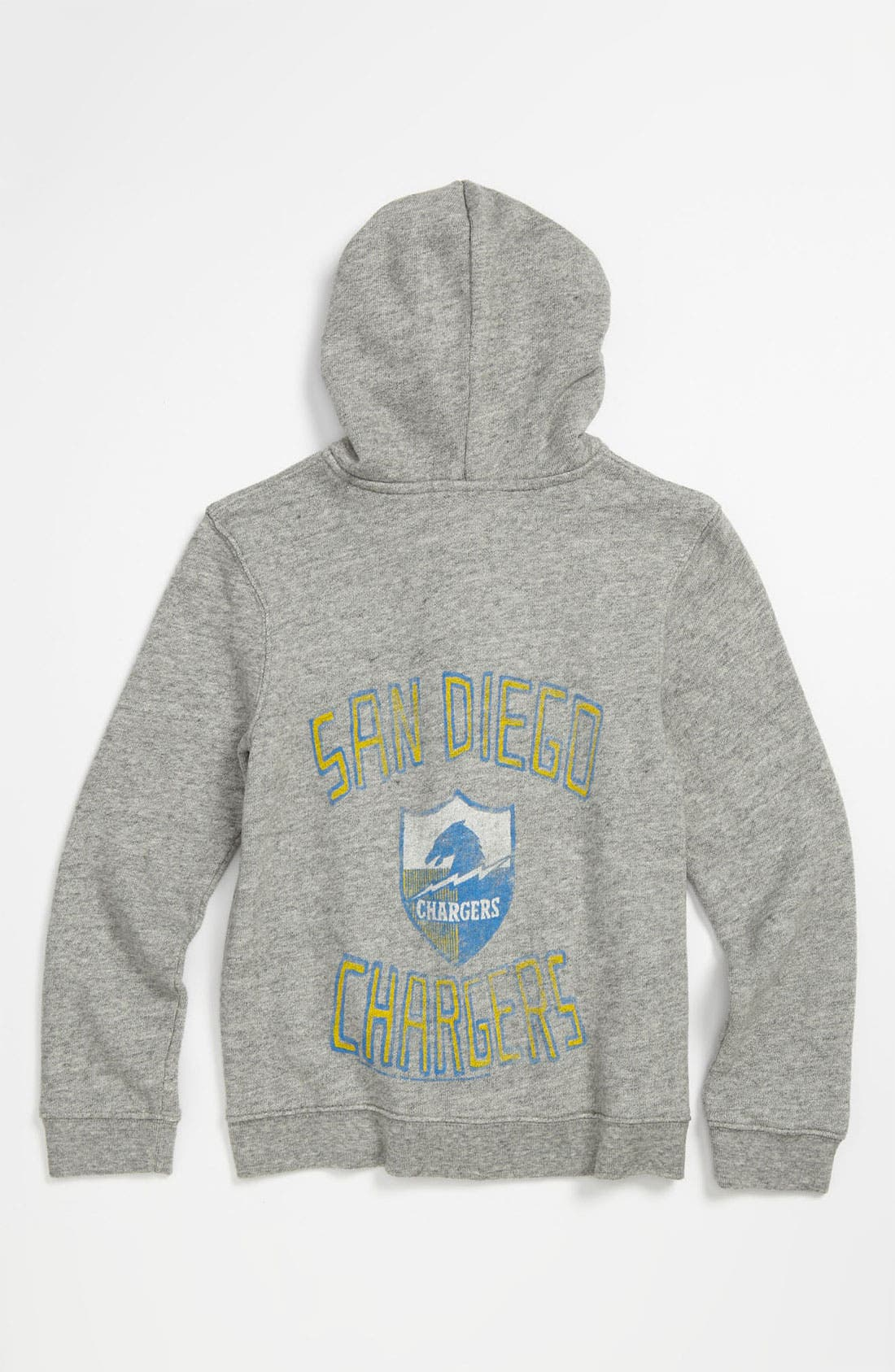 Alternate Image 1 Selected - Junk Food 'San Diego Chargers' Hoodie (Little Boys & Big Boys)