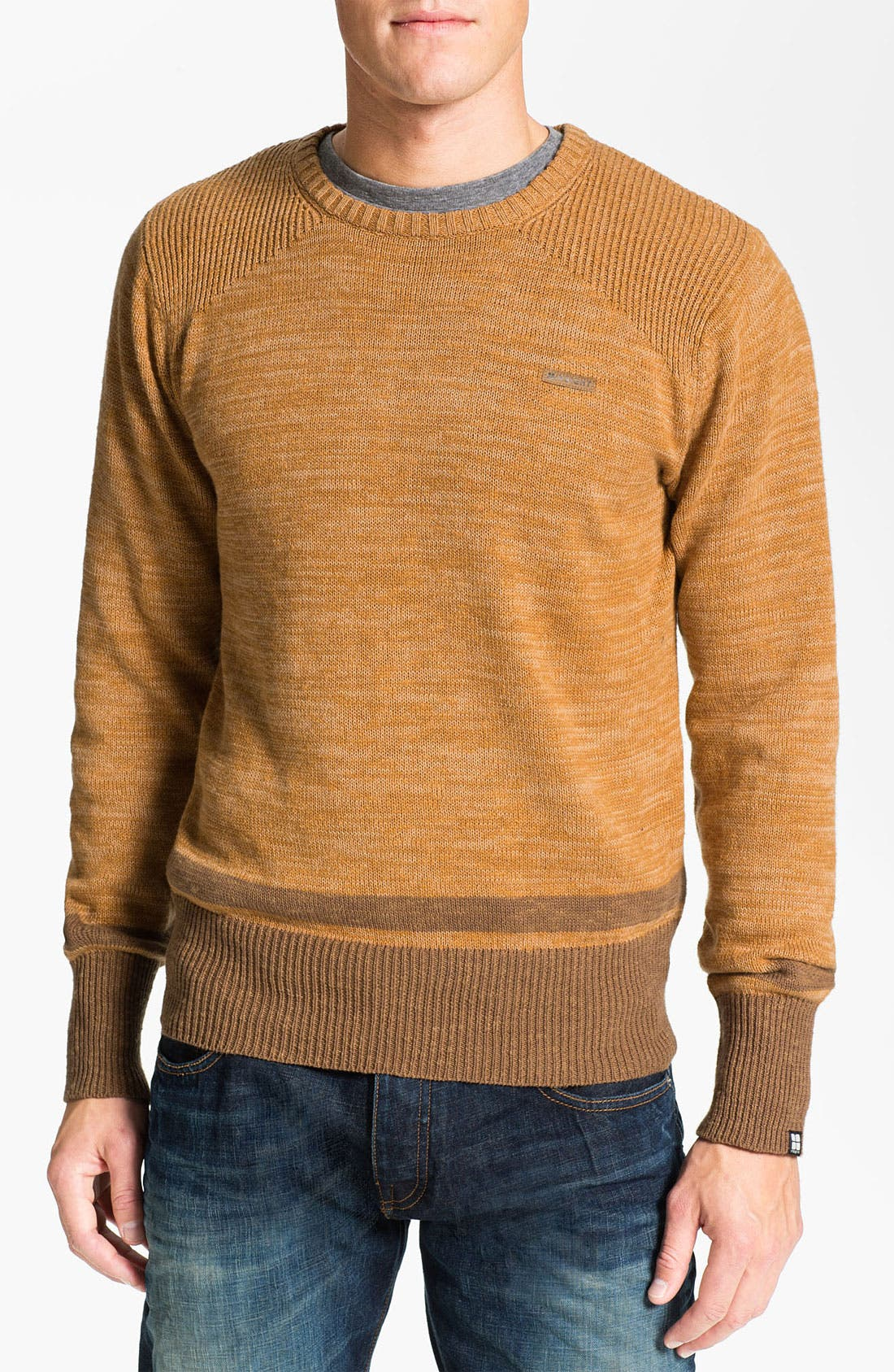 Main Image - Insight 'The Meek' Crewneck Sweater