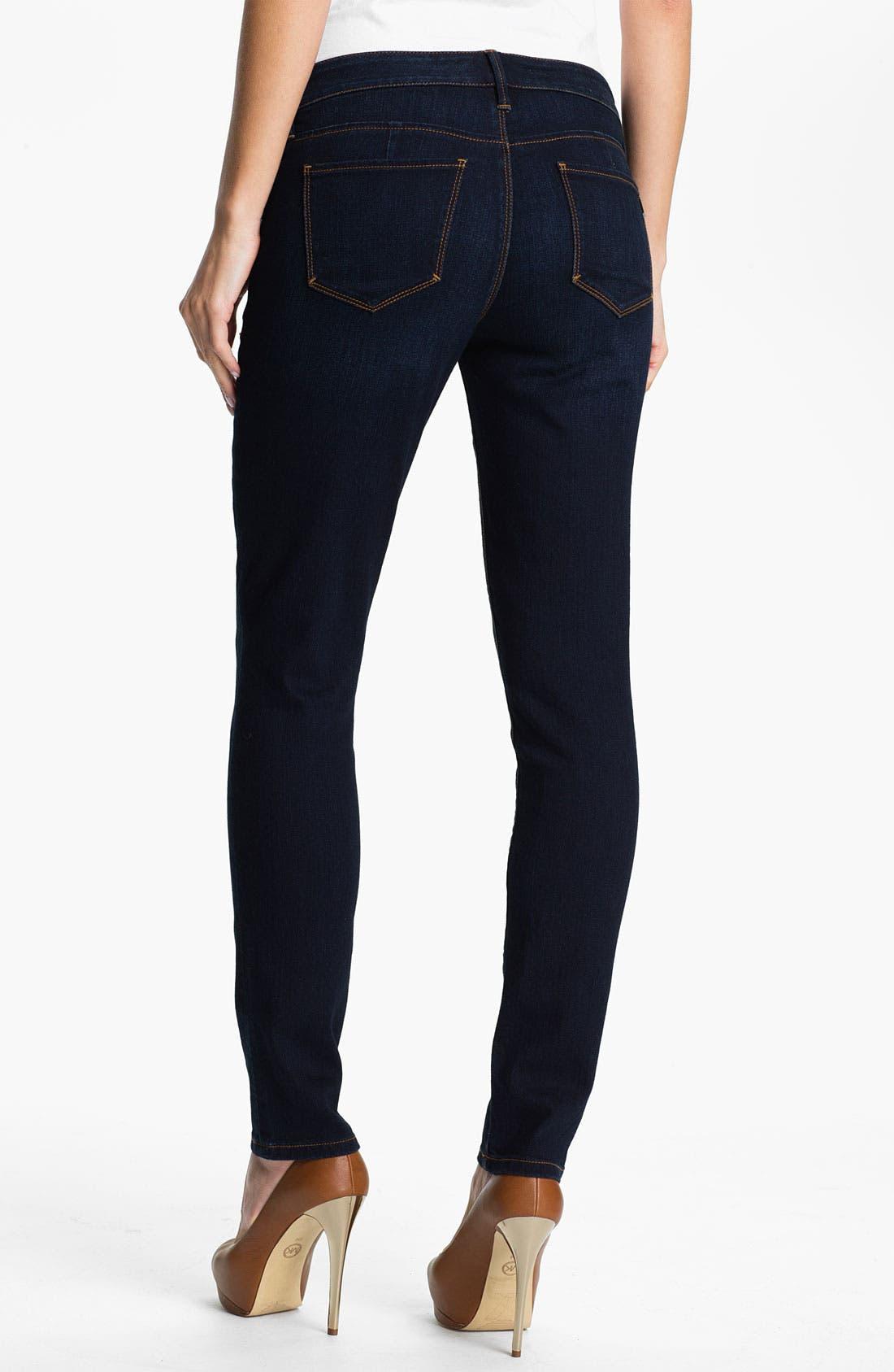 Alternate Image 2  - Isaac Mizrahi Jeans 'Samantha' Skinny Jeans (Madison)