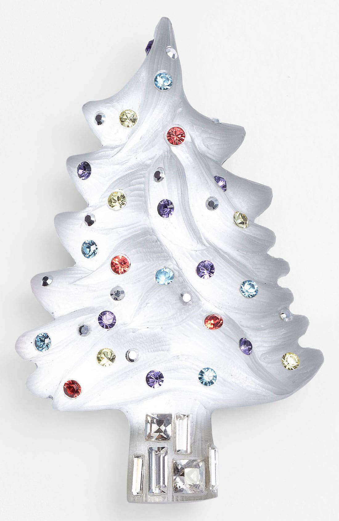 Main Image - Alexis Bittar Christmas Tree Pin (Nordstrom Exclusive)