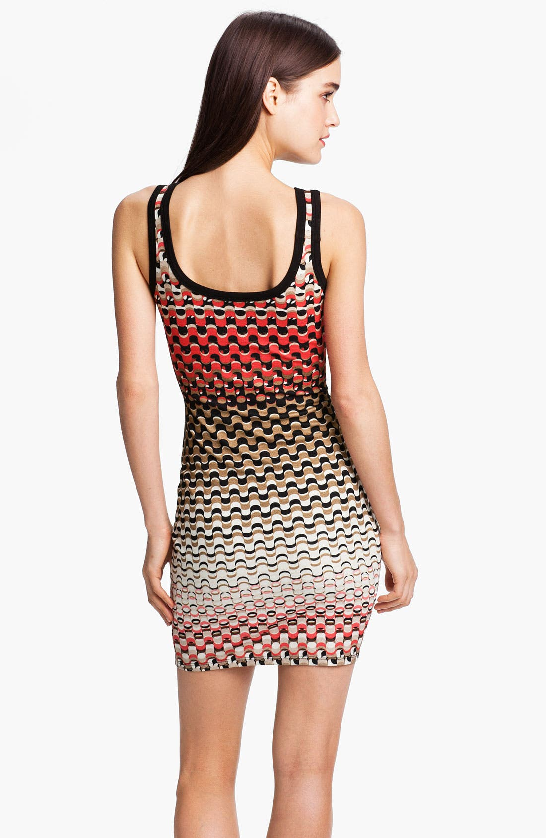 Alternate Image 2  - Bailey 44 'Mastermind' Print Body-Con Dress