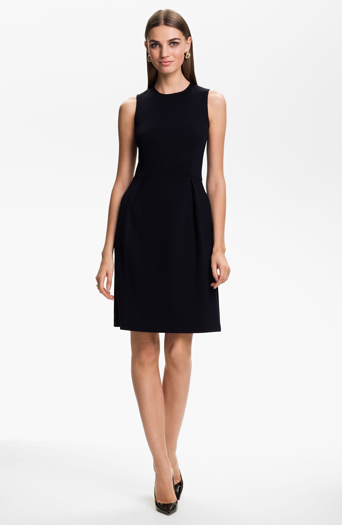 Alternate Image 1 Selected - St. John Collection Milano Knit Dress