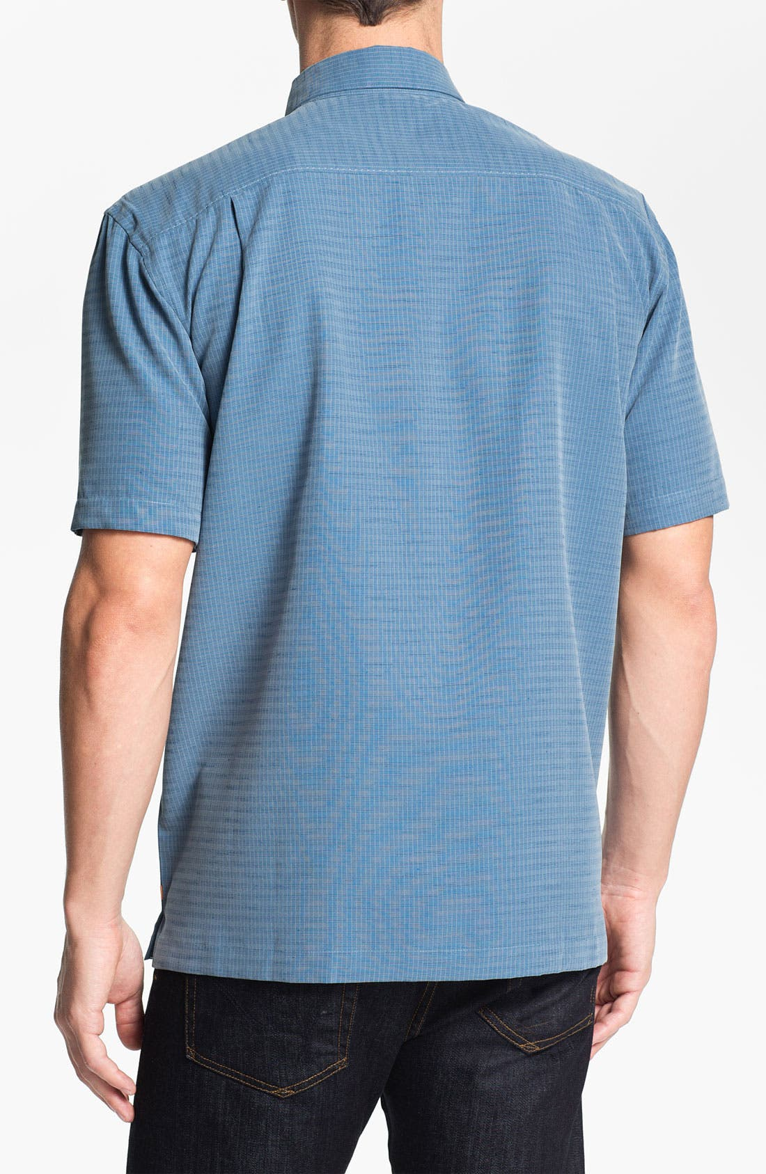 Alternate Image 2  - Quiksilver 'Clearview Cove' Woven Shirt