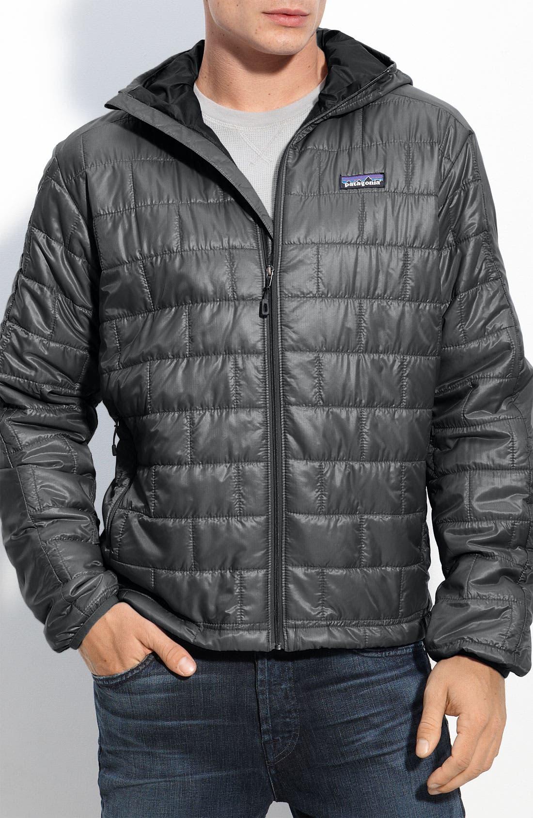 Alternate Image 1 Selected - Patagonia 'Nano Puff' Hooded Jacket