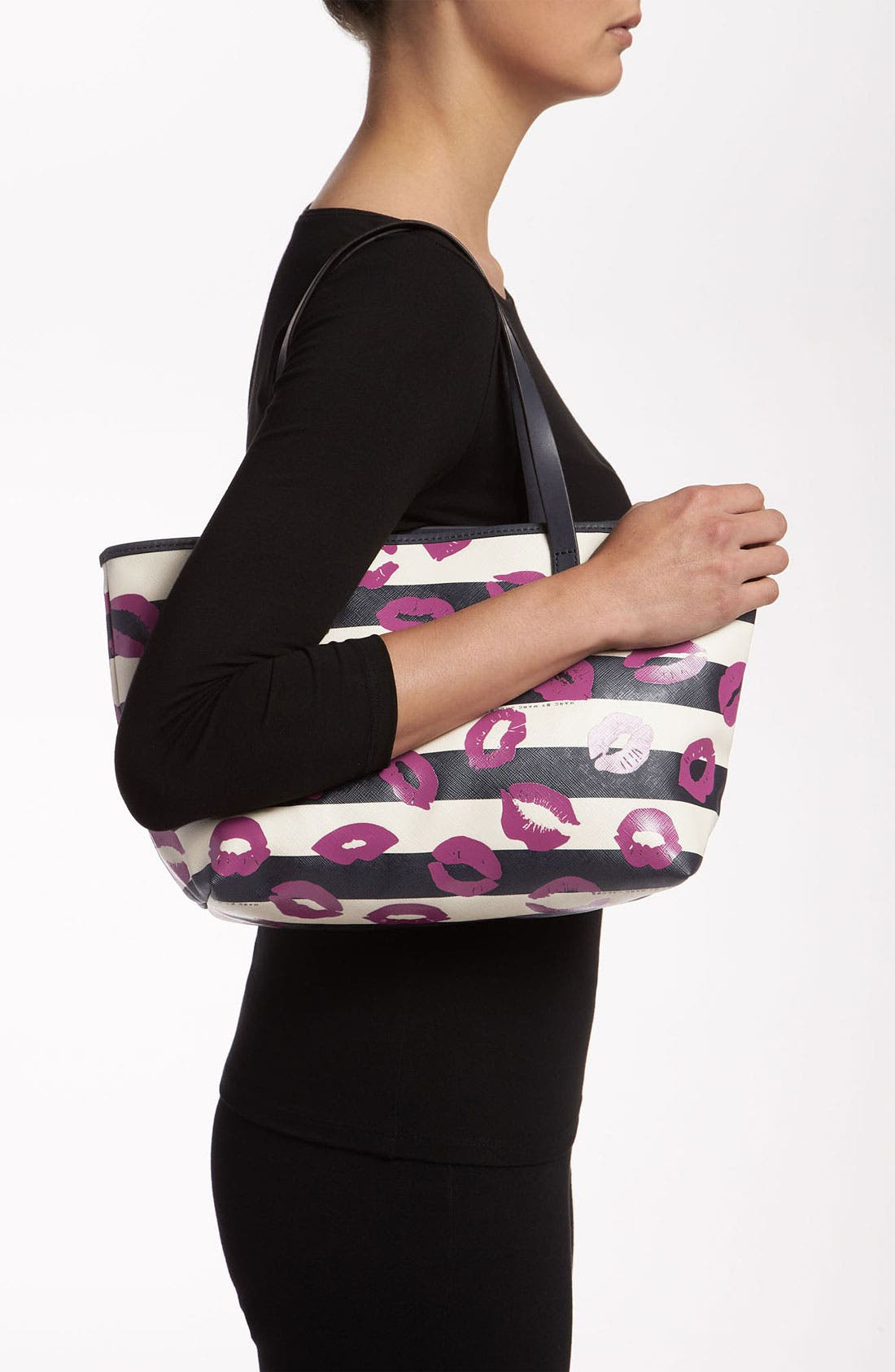 Alternate Image 2  - MARC BY MARC JACOBS 'Eazy - Small' Tote