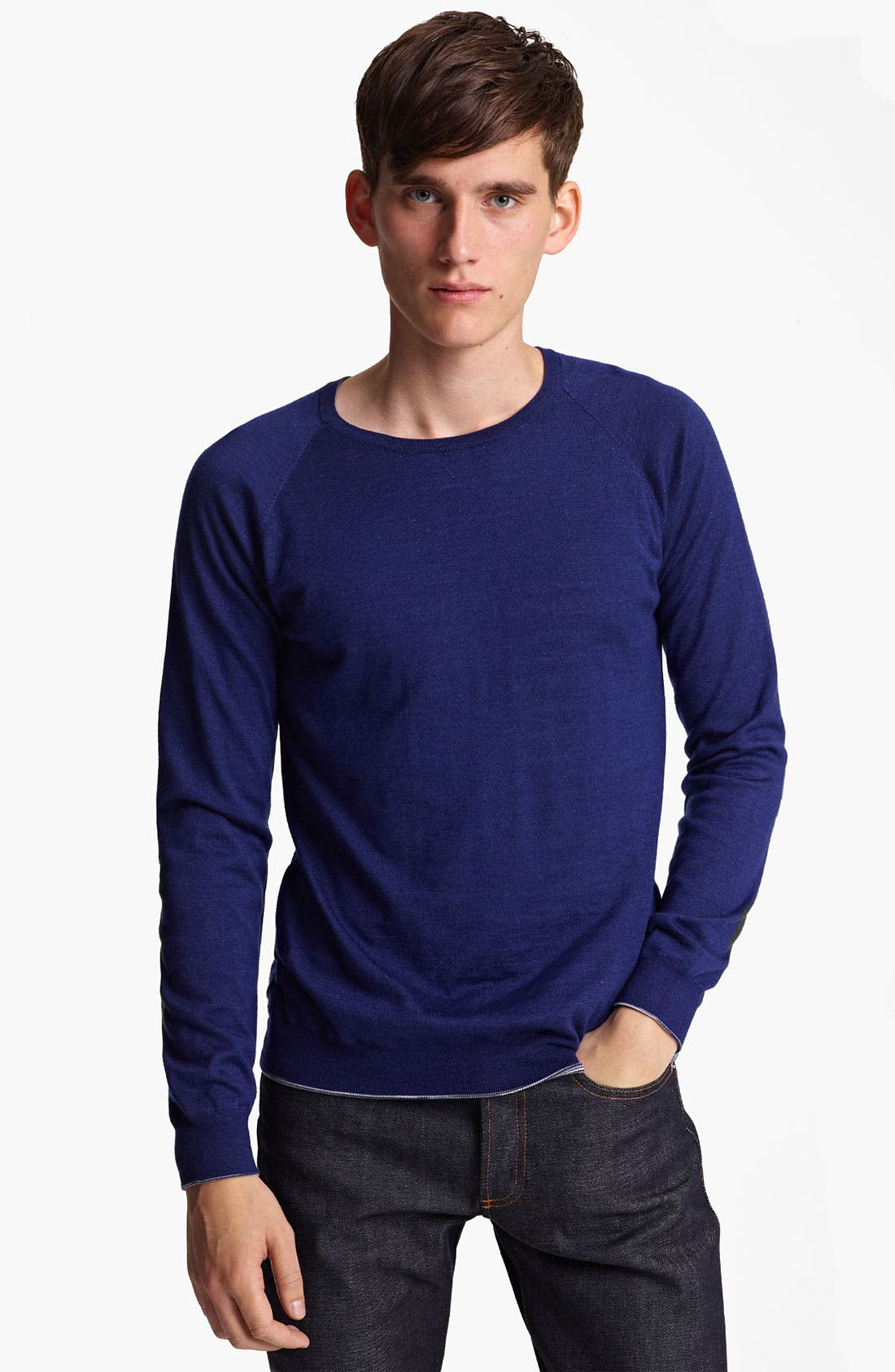 Alternate Image 4  - Missoni Reversible Crewneck Sweater