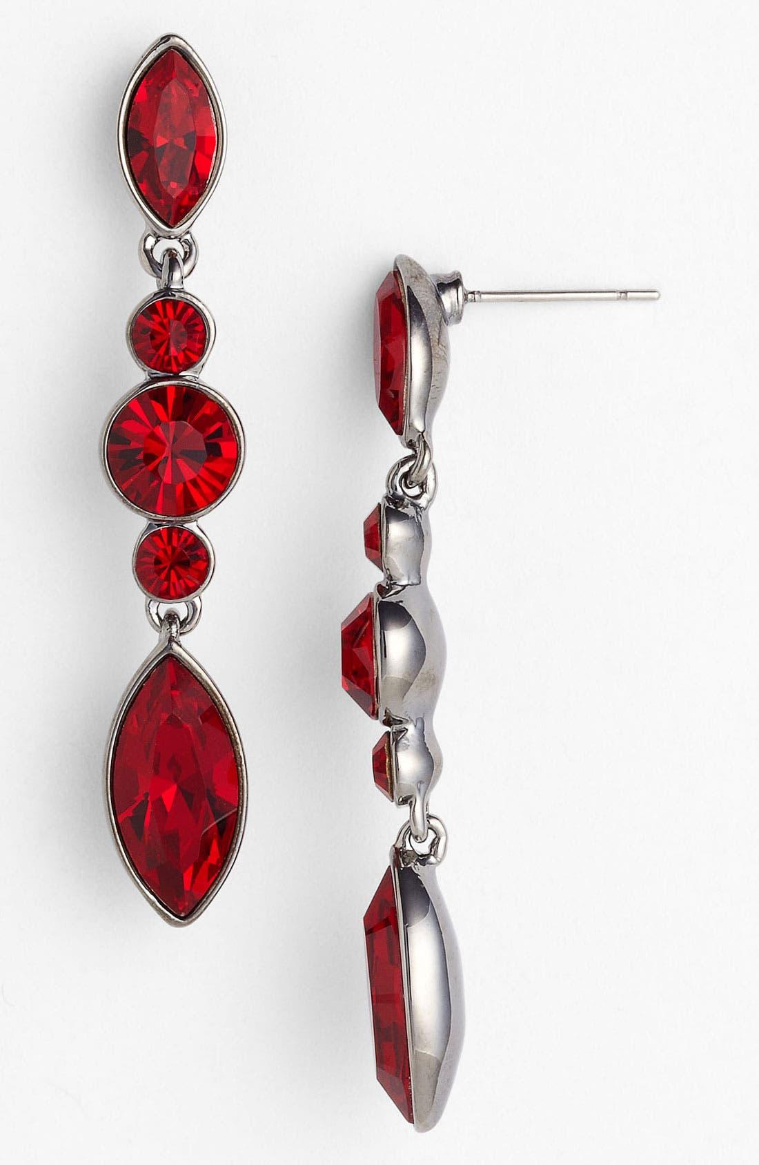 Main Image - Givenchy Linear Earrings