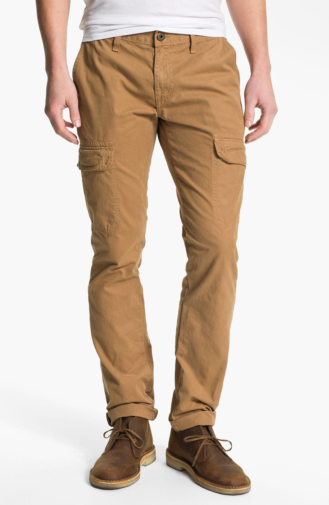Alternate Image 2  - J Brand 'Kane' Slim Straight Leg Cargo Pants (Online Exclusive)