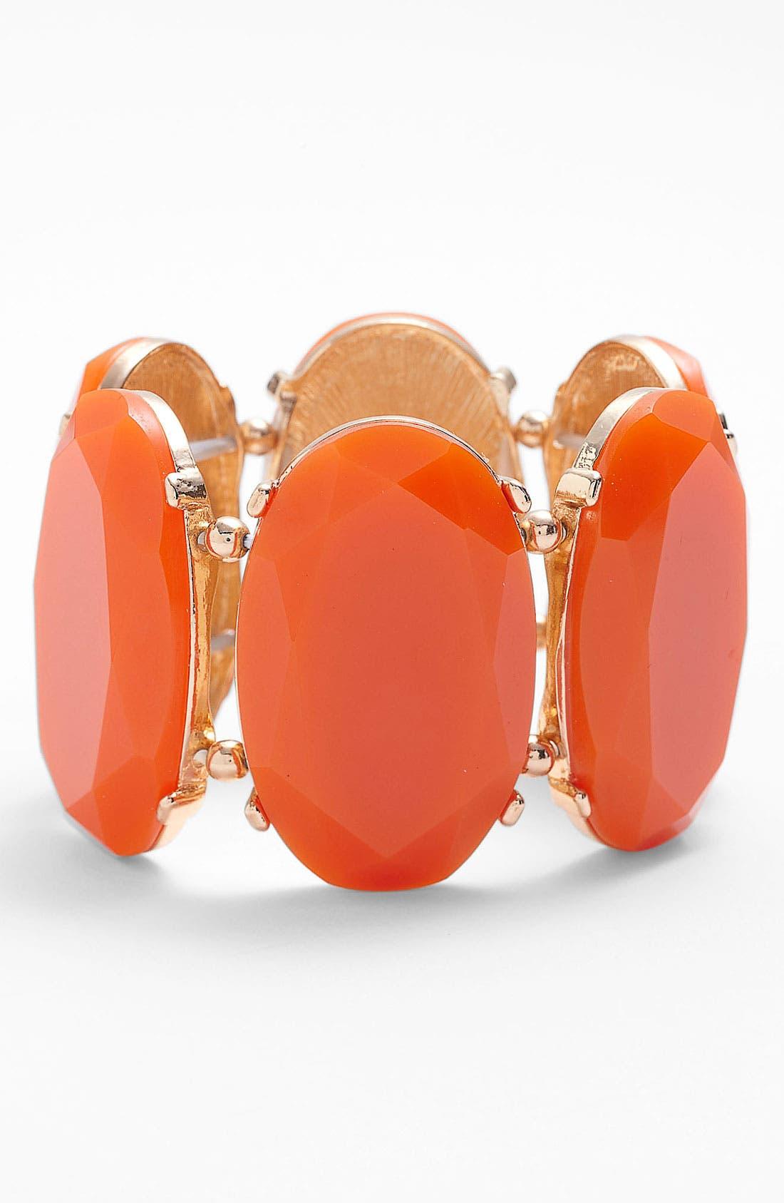 Alternate Image 1 Selected - Tasha Stretch Bracelet