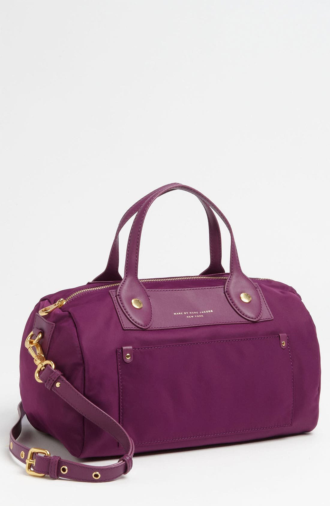 Alternate Image 1 Selected - MARC BY MARC JACOBS 'Pretty Nylon - Taryn' Satchel