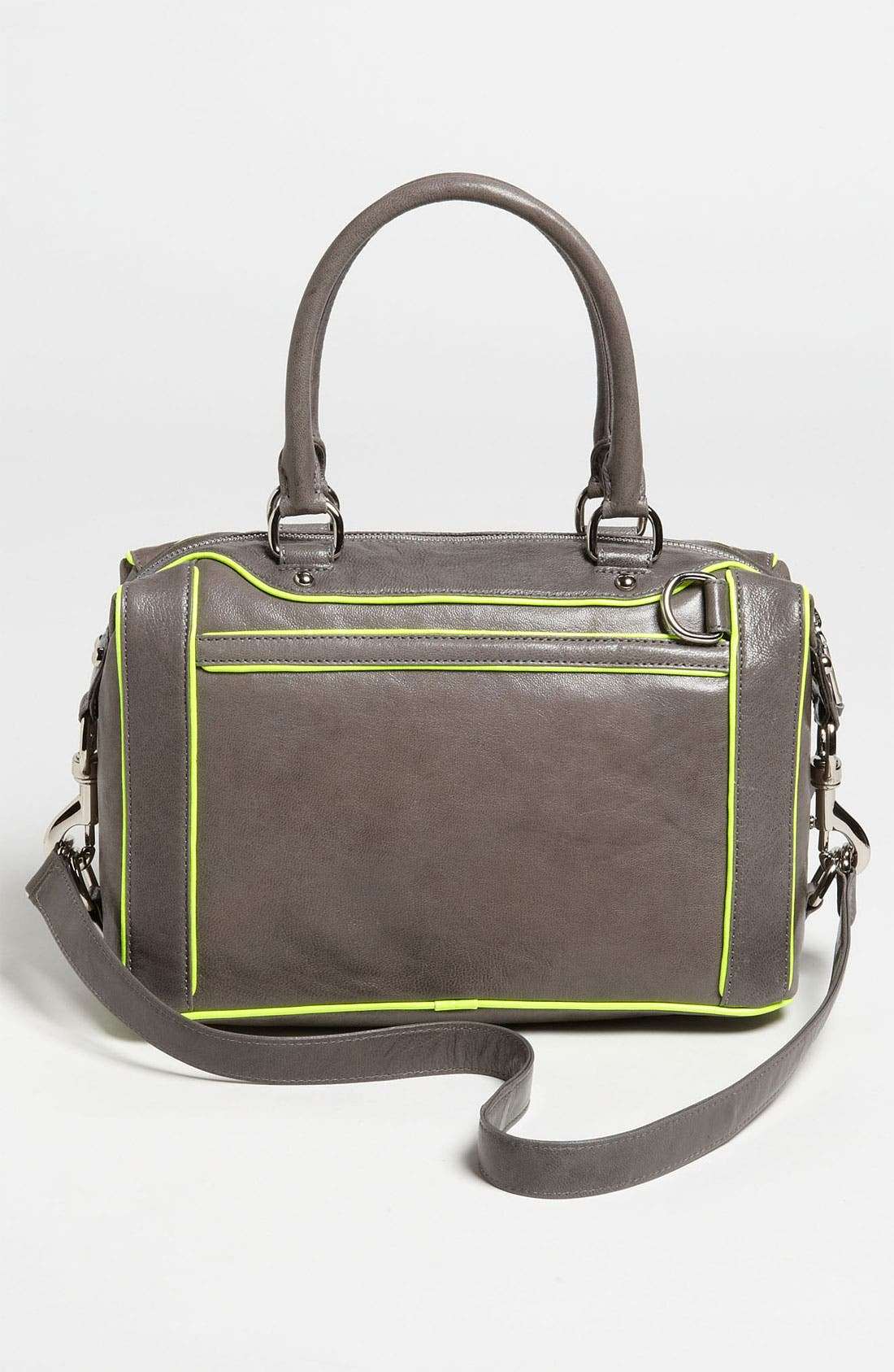 Alternate Image 4  - Rebecca Minkoff 'Mini MAB' Leather Satchel