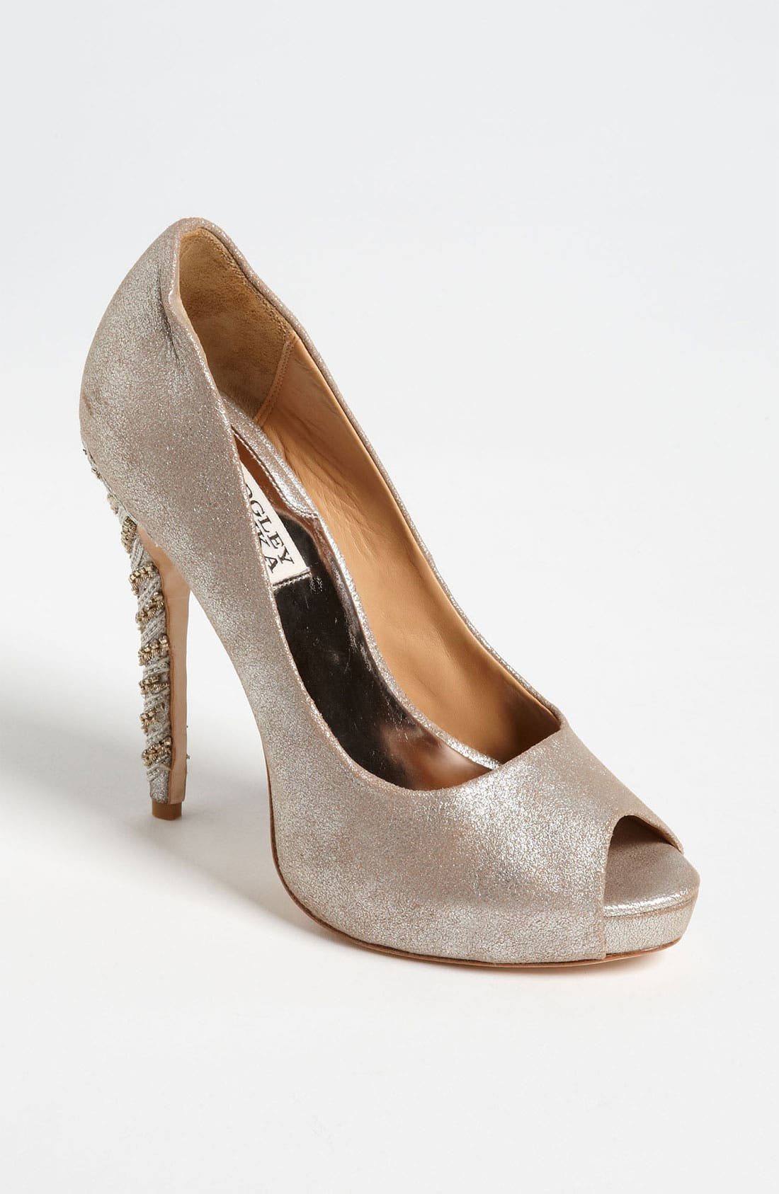 Alternate Image 1 Selected - Badgley Mischka 'Vixen' Pump