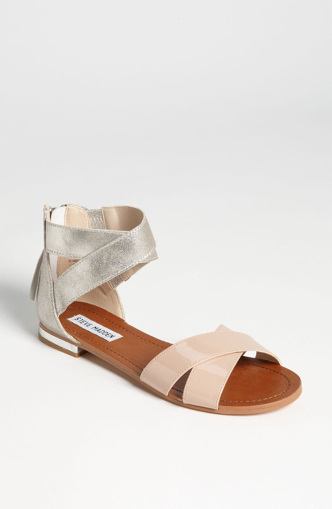 Alternate Image 1 Selected - Steve Madden 'Benadet' Sandal