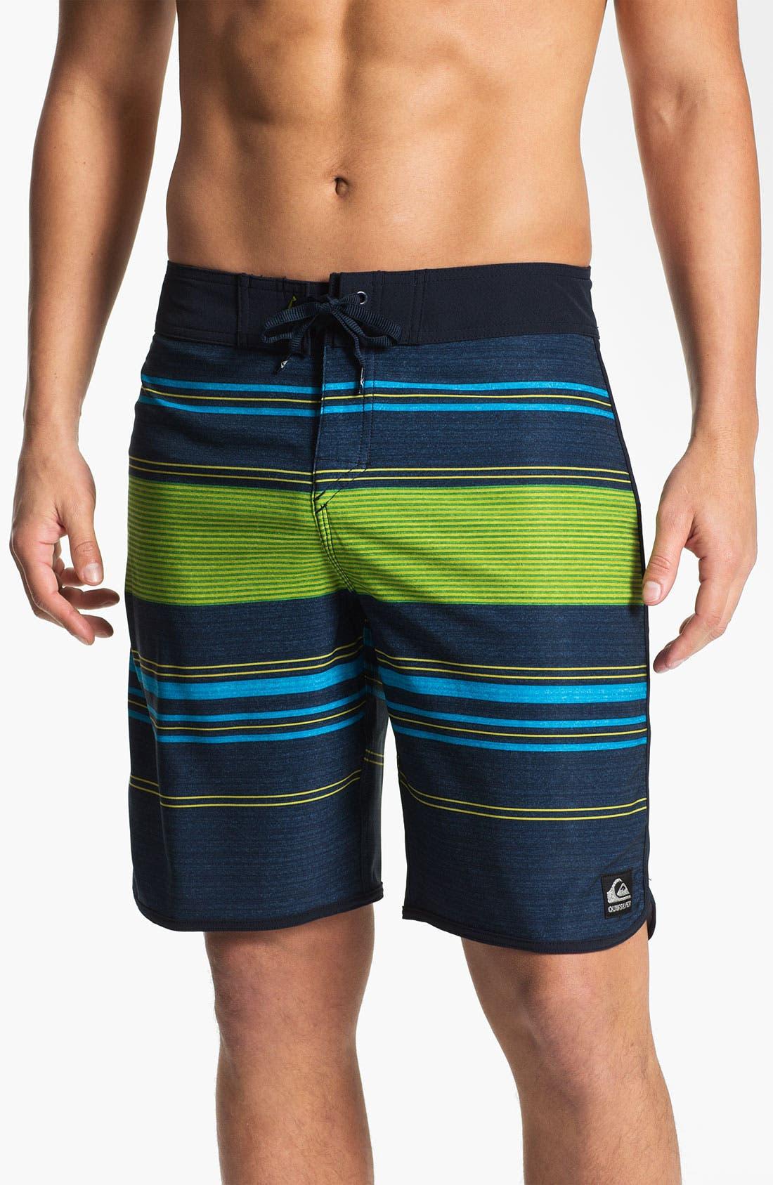 Alternate Image 1 Selected - Quiksilver 'Split It' Board Shorts