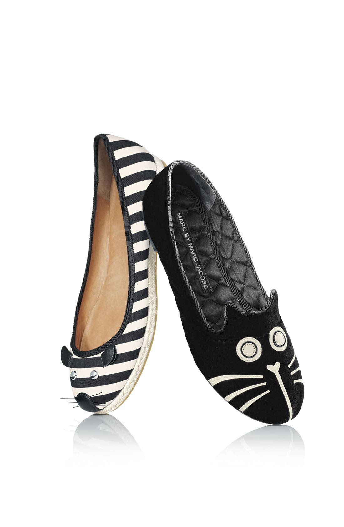Alternate Image 6  - MARC BY MARC JACOBS 'Mouse' Ballerina Flat
