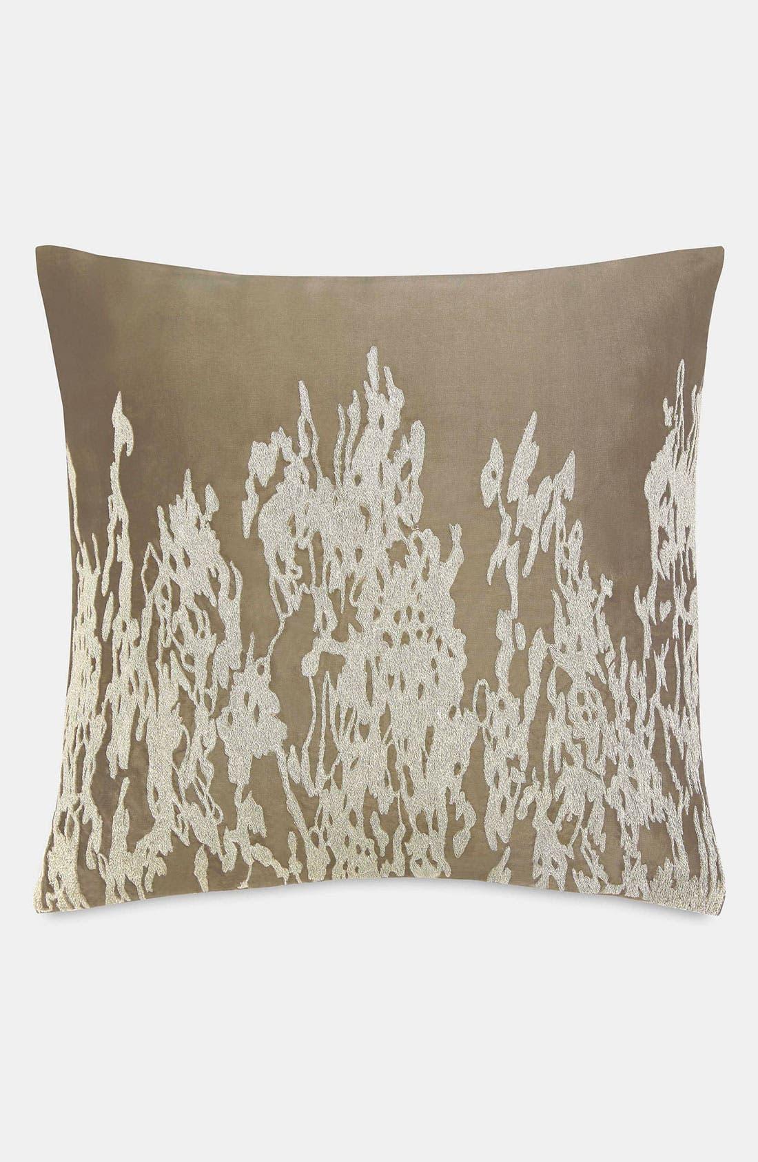 Alternate Image 1 Selected - Donna Karan 'Modern Classics - Zari Cushion' Pillow (Online Only)