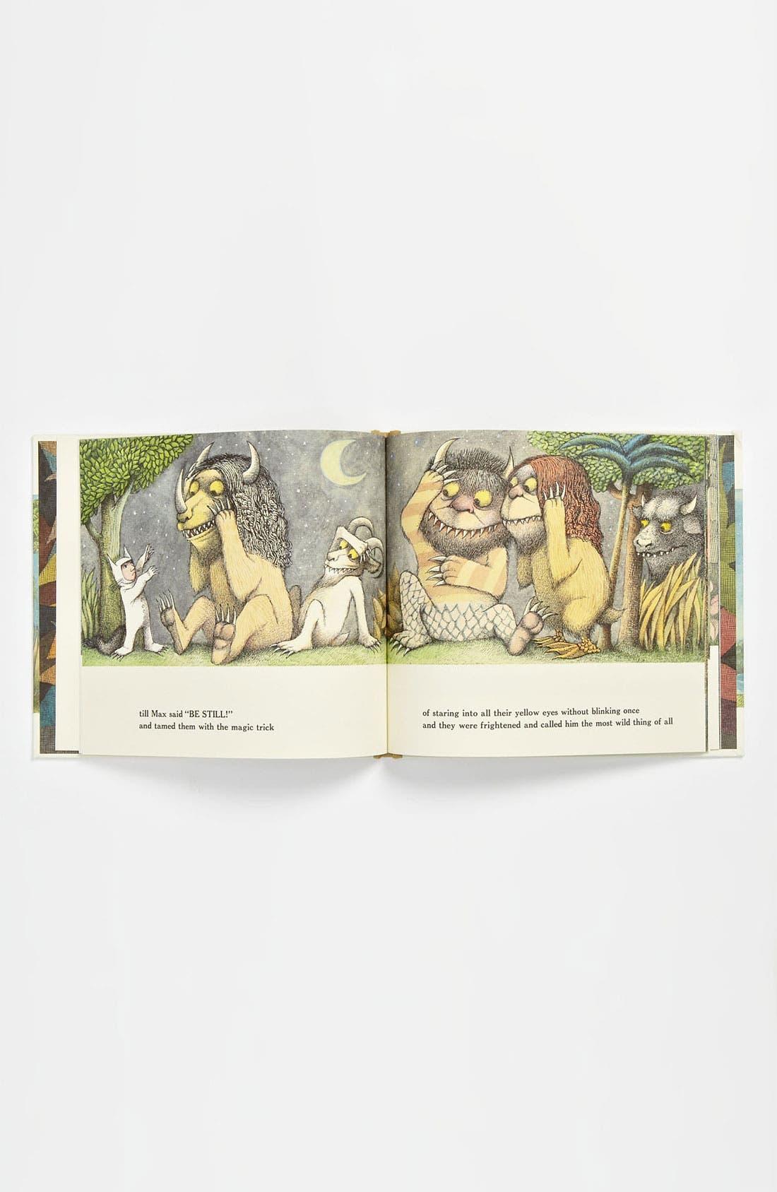 Alternate Image 2  - Maurice Sendak 'Where The Wild Things Are' Book