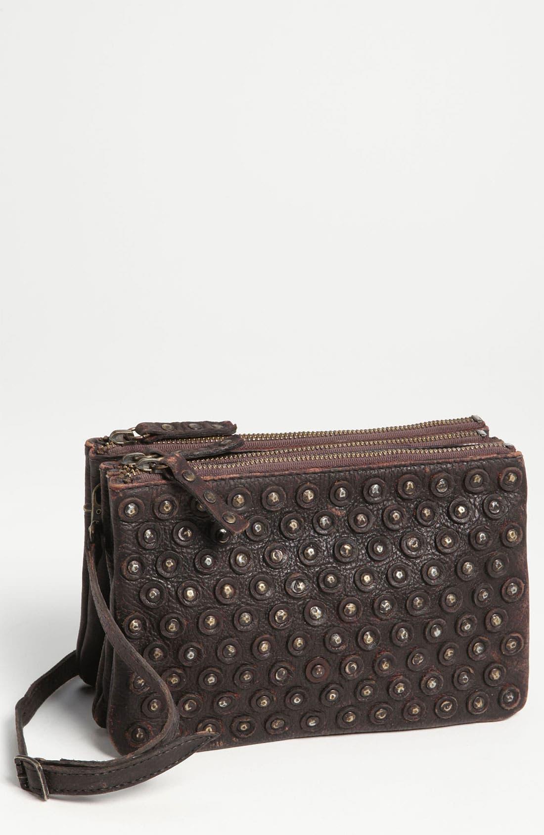 Main Image - Frye 'Jenna Disc' Crossbody Bag
