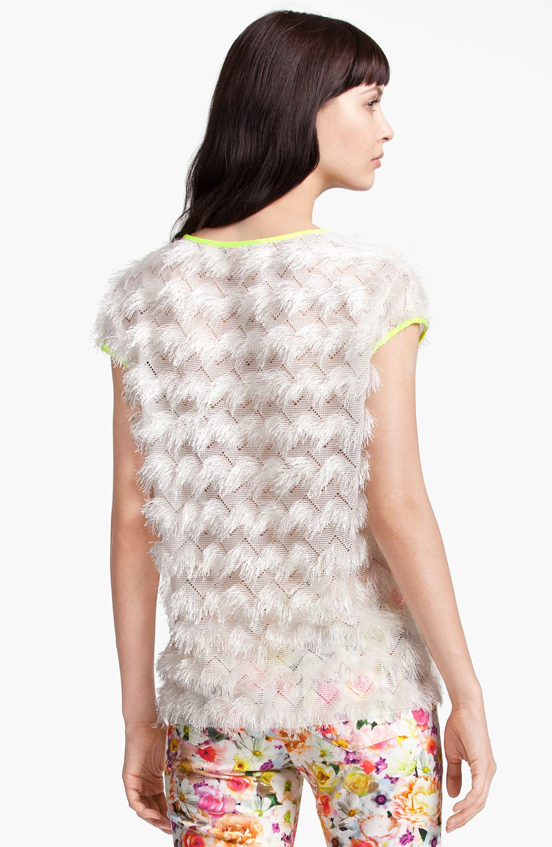 Alternate Image 2  - MSGM Chevron Knit Top