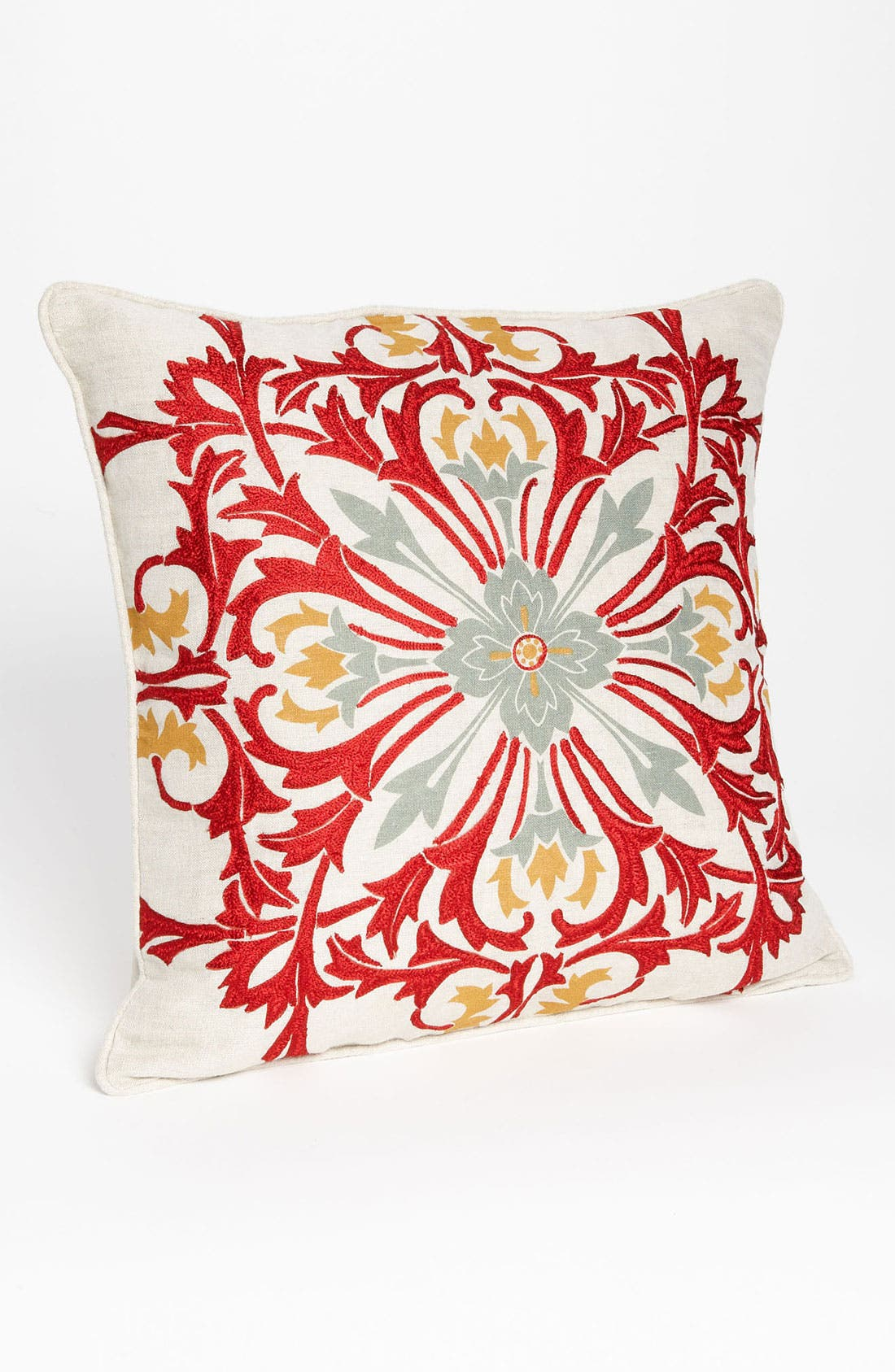 Main Image - Villa Home Collection 'Provence Rouge Tile' Pillow