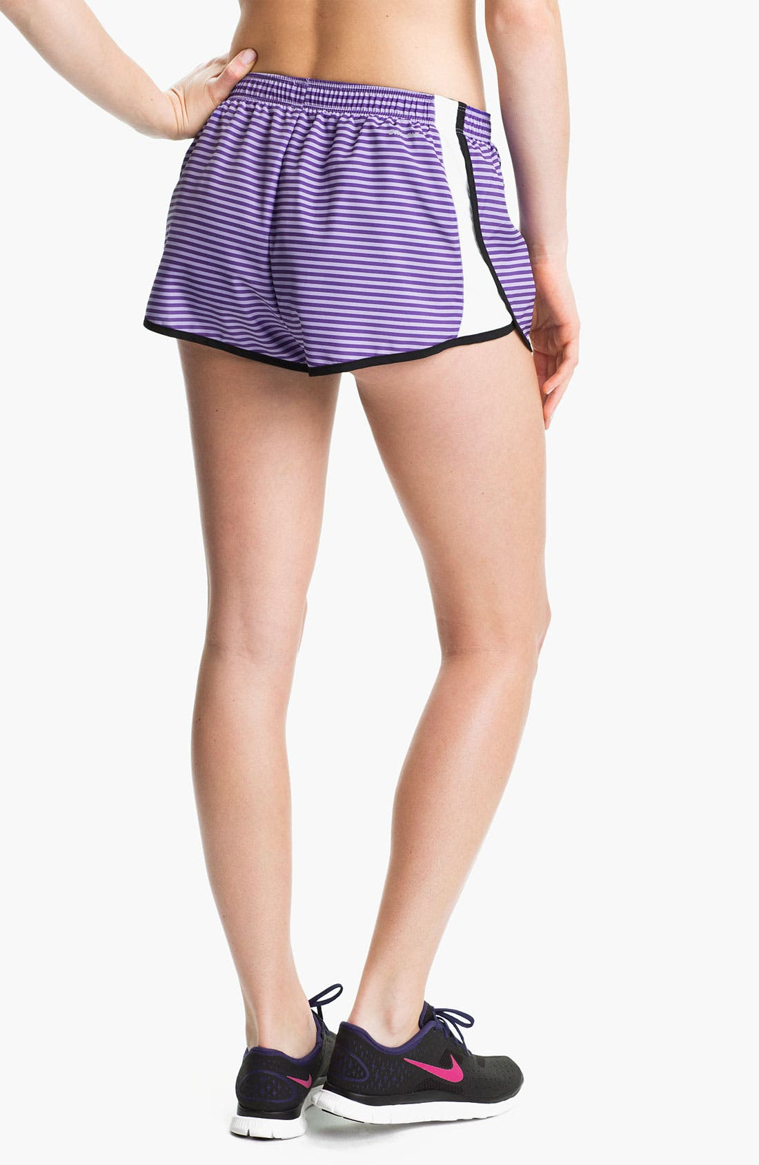 Alternate Image 2  - Nike 'Road Race' Stripe Running Shorts