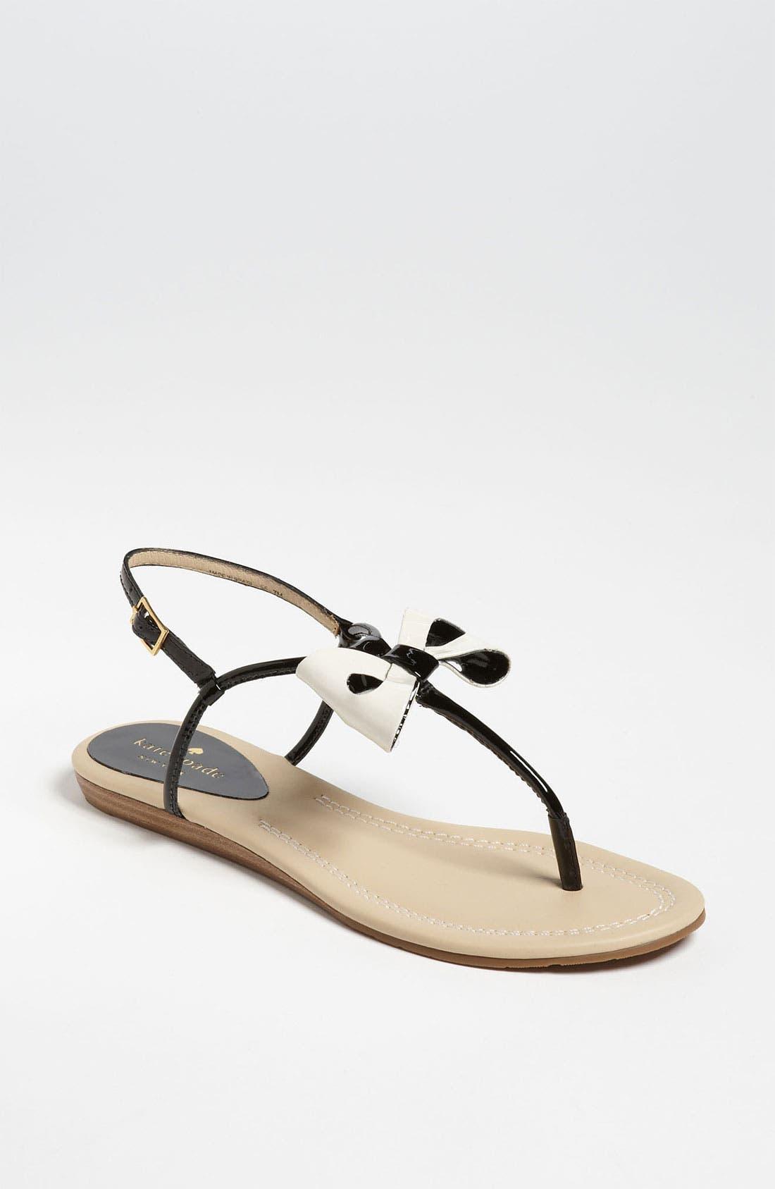 Main Image - kate spade new york 'trendy' sandal